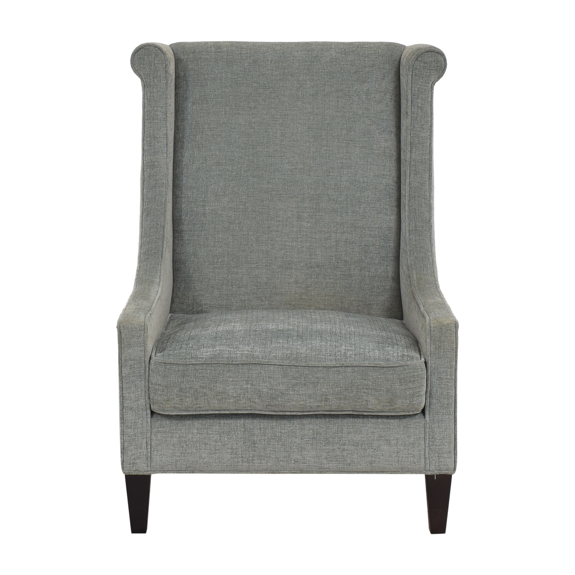 Custom Upholstered Accent Chair ct