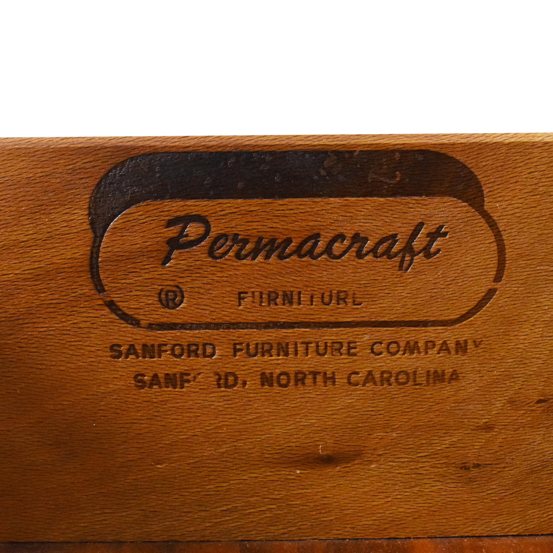 Permacraft Permacraft Twelve Drawer Concord Dresser with Mirror discount