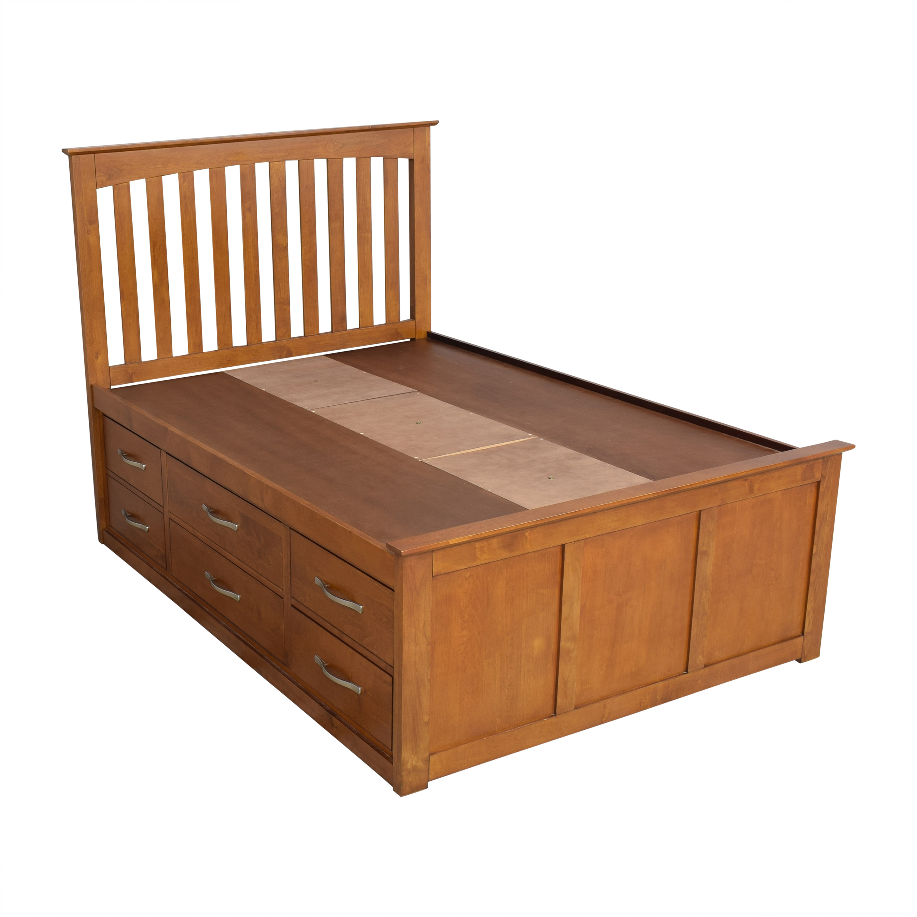 buy Raymour & Flanigan Raymour & Flanigan Captain's Full Bed online