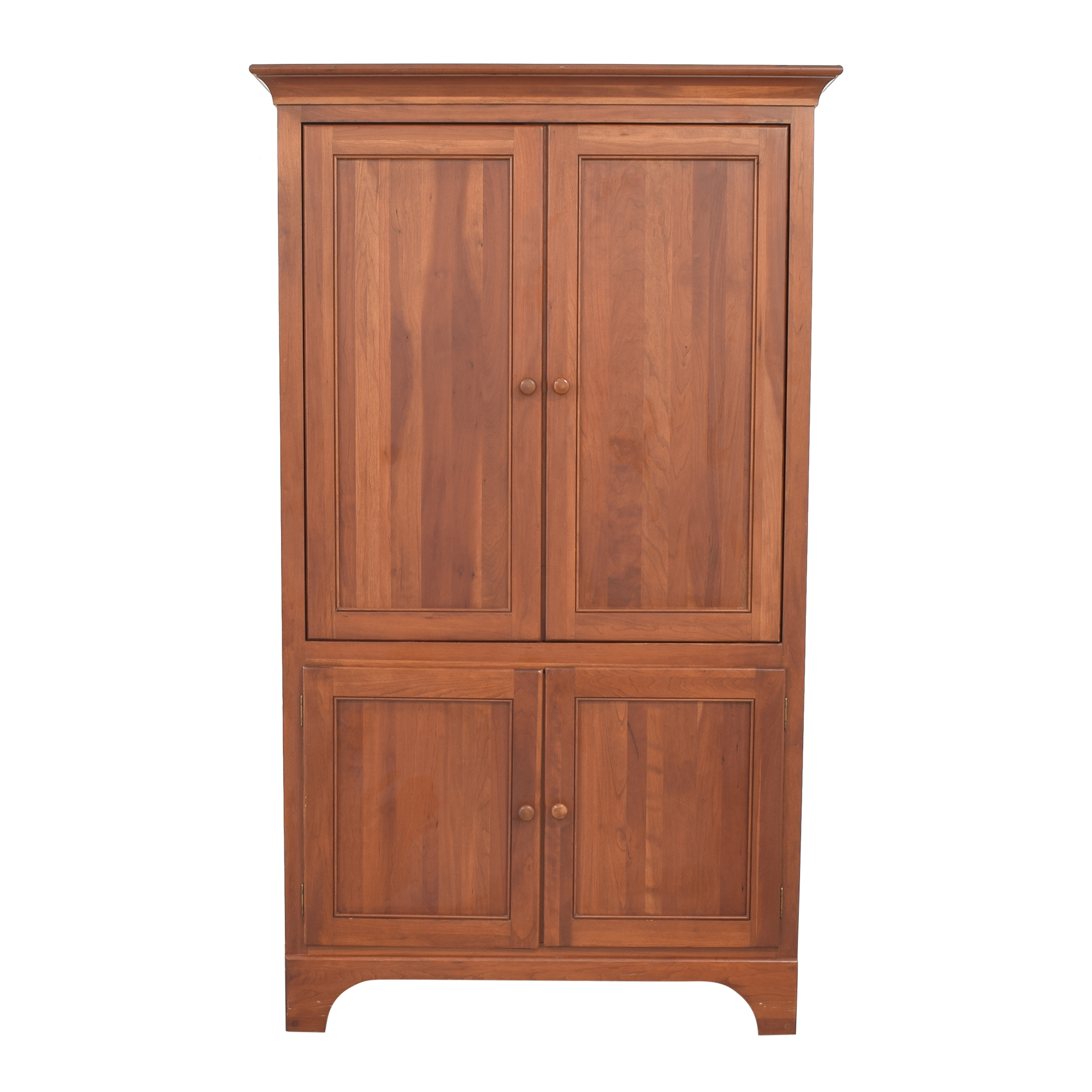 Ethan Allen Ethan Allen Media Armoire brown