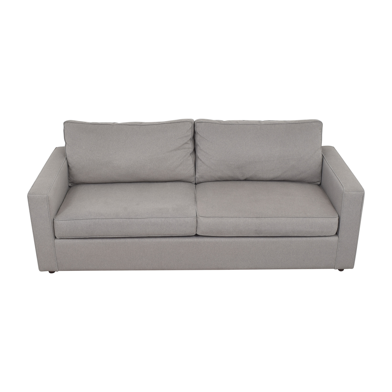 Room & Board Room & Board York Two Cushion Sofa second hand