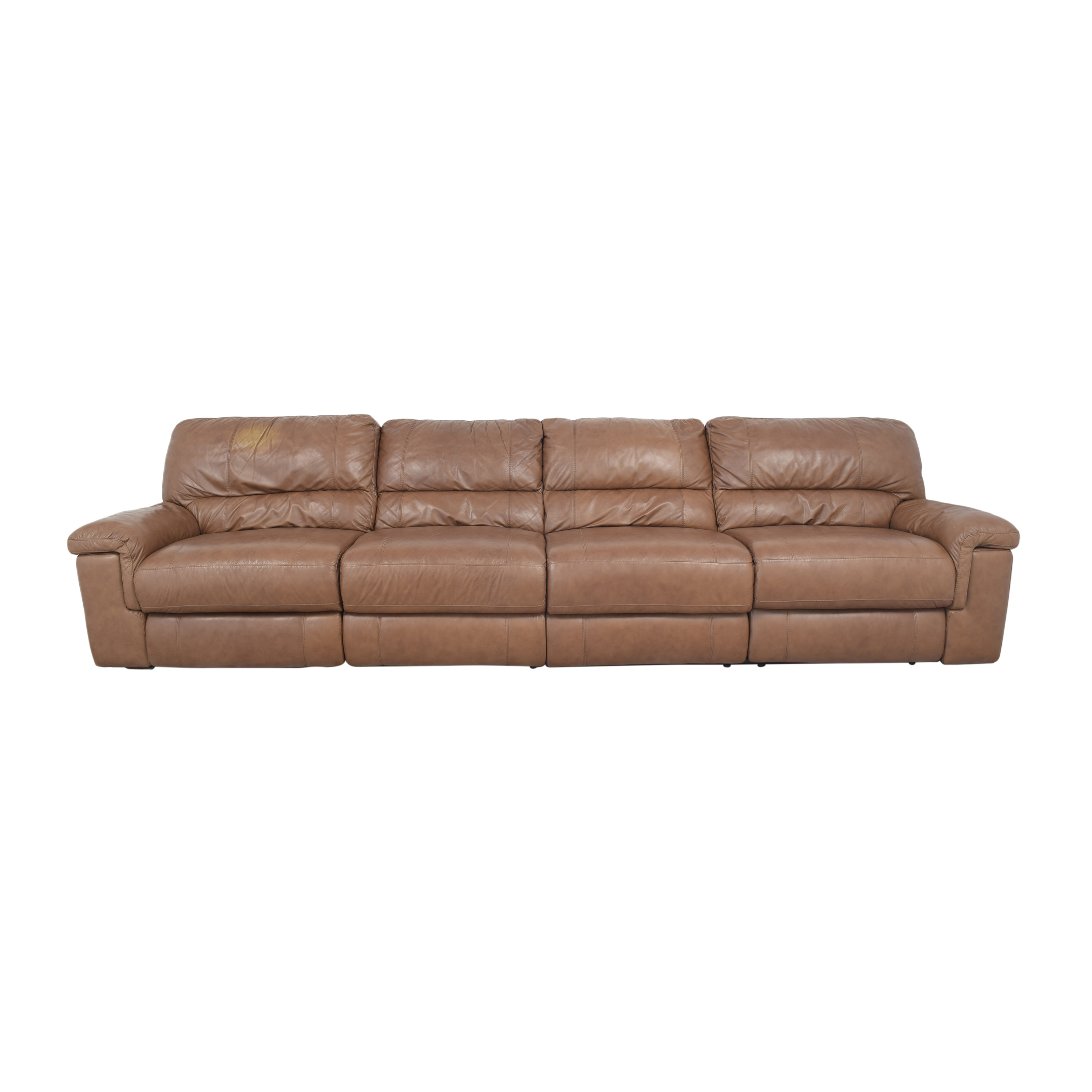 shop Thomasville Power Reclining Sectional Sofa Thomasville Sofas