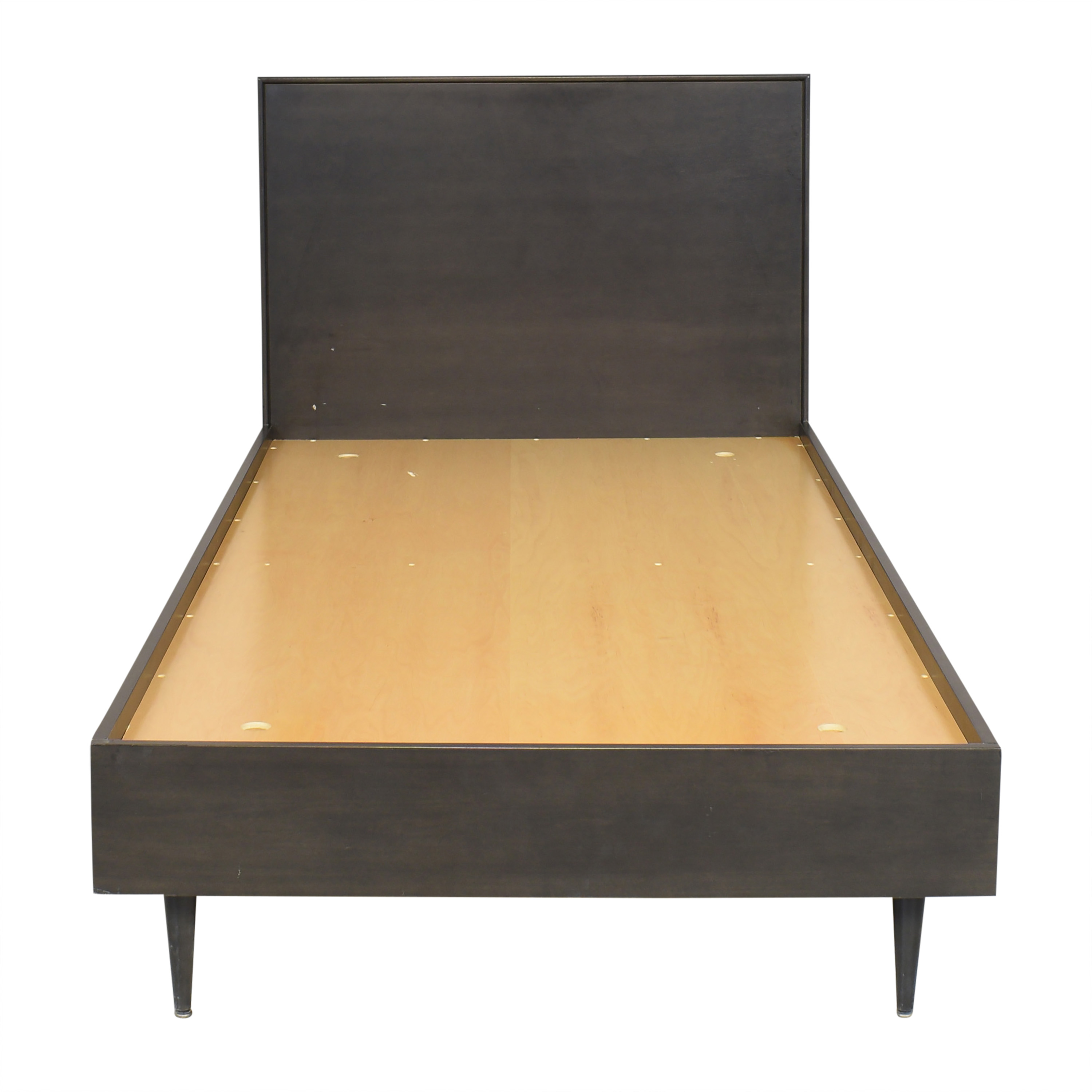 Urbangreen Furniture Urbangreen Furniture Mid Century Modern Twin Bed ma