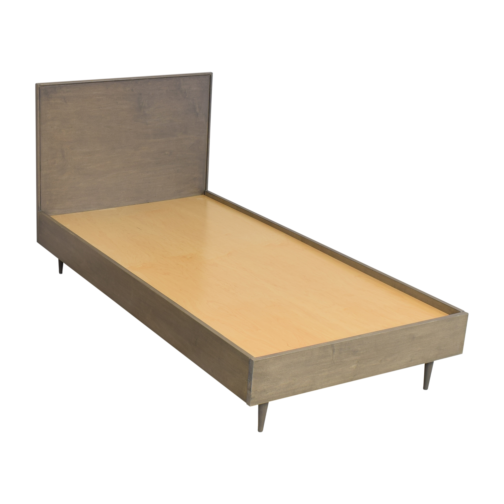 Urbangreen Furniture Urbangreen Midcentury Platform Twin Bed price