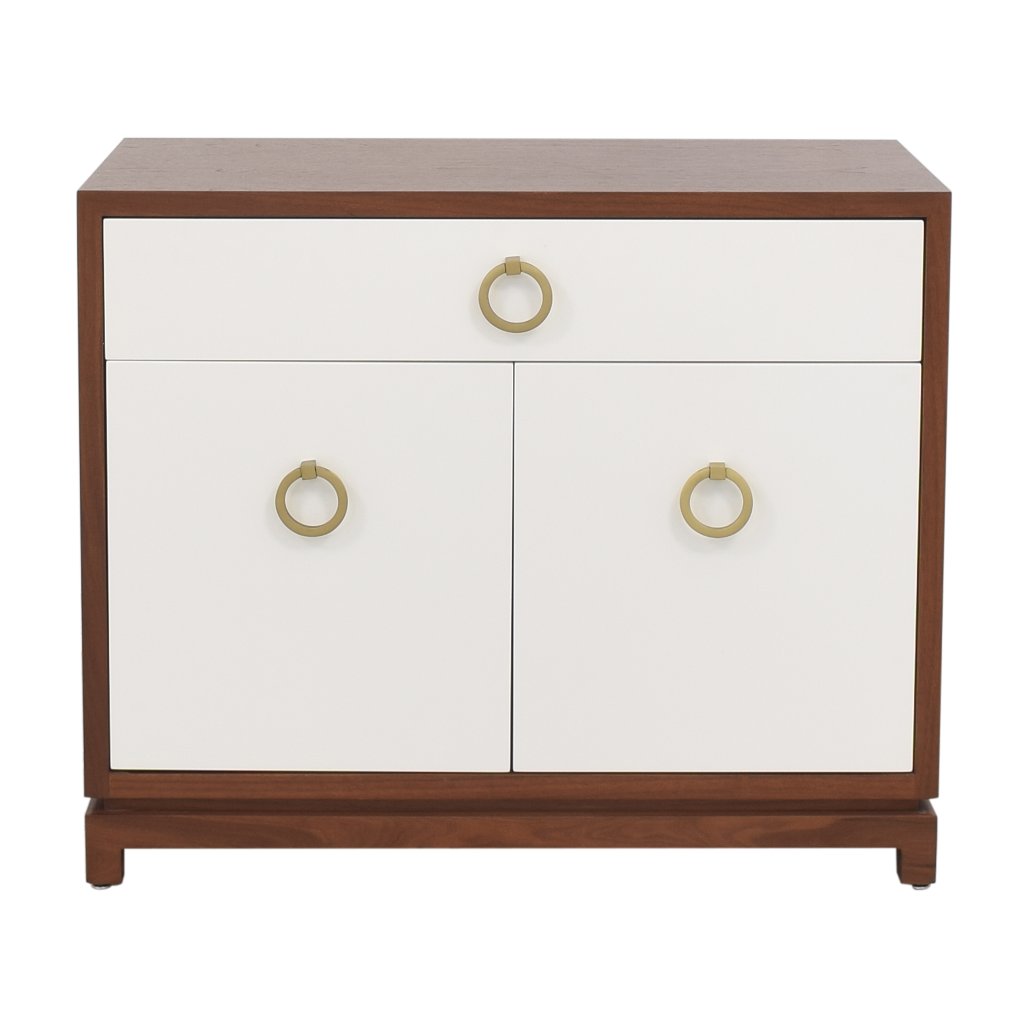Urbangreen Furniture Contemporary Nightstand / End Tables