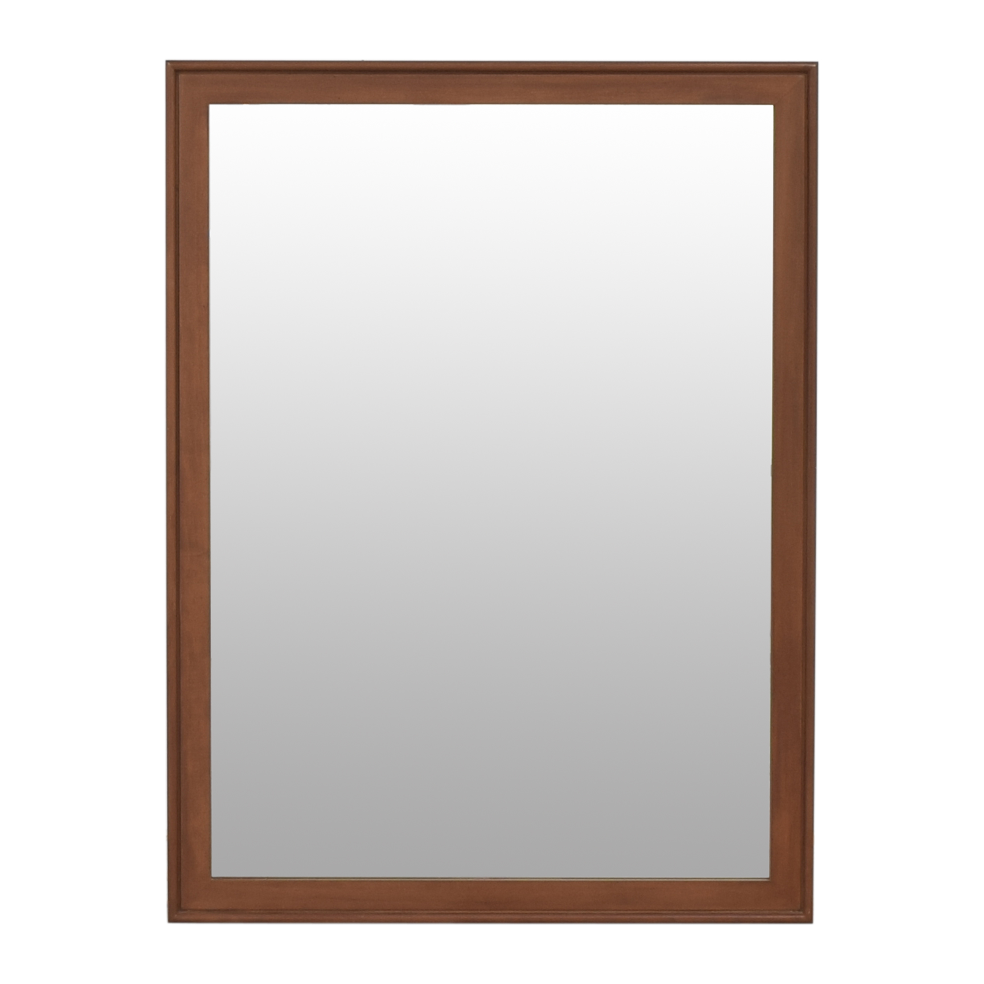 Urbangreen Furniture Urbangreen Furniture Mid Century Wall Mirror brown
