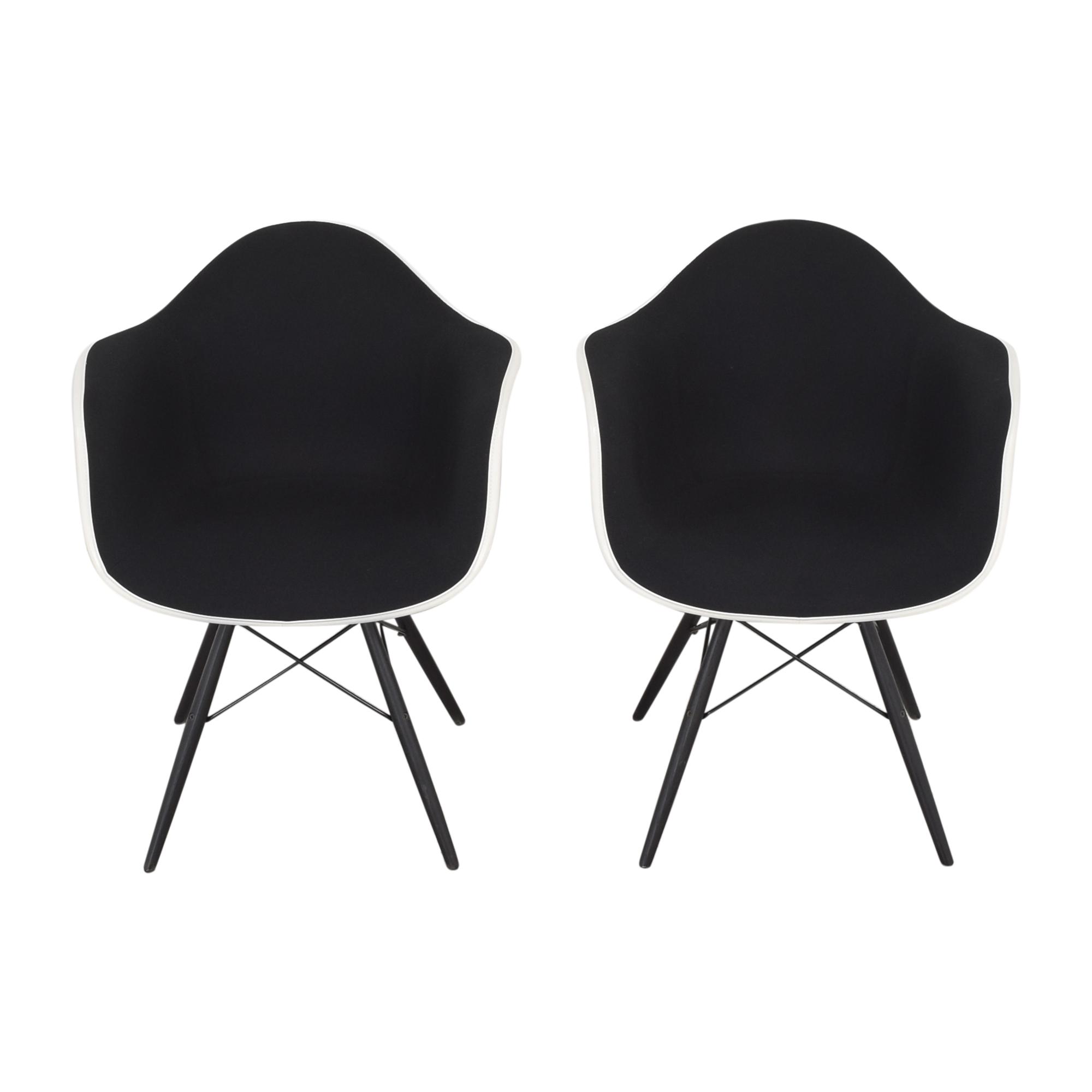 Herman Miller Herman Miller Eames Molded Arm Chairs price