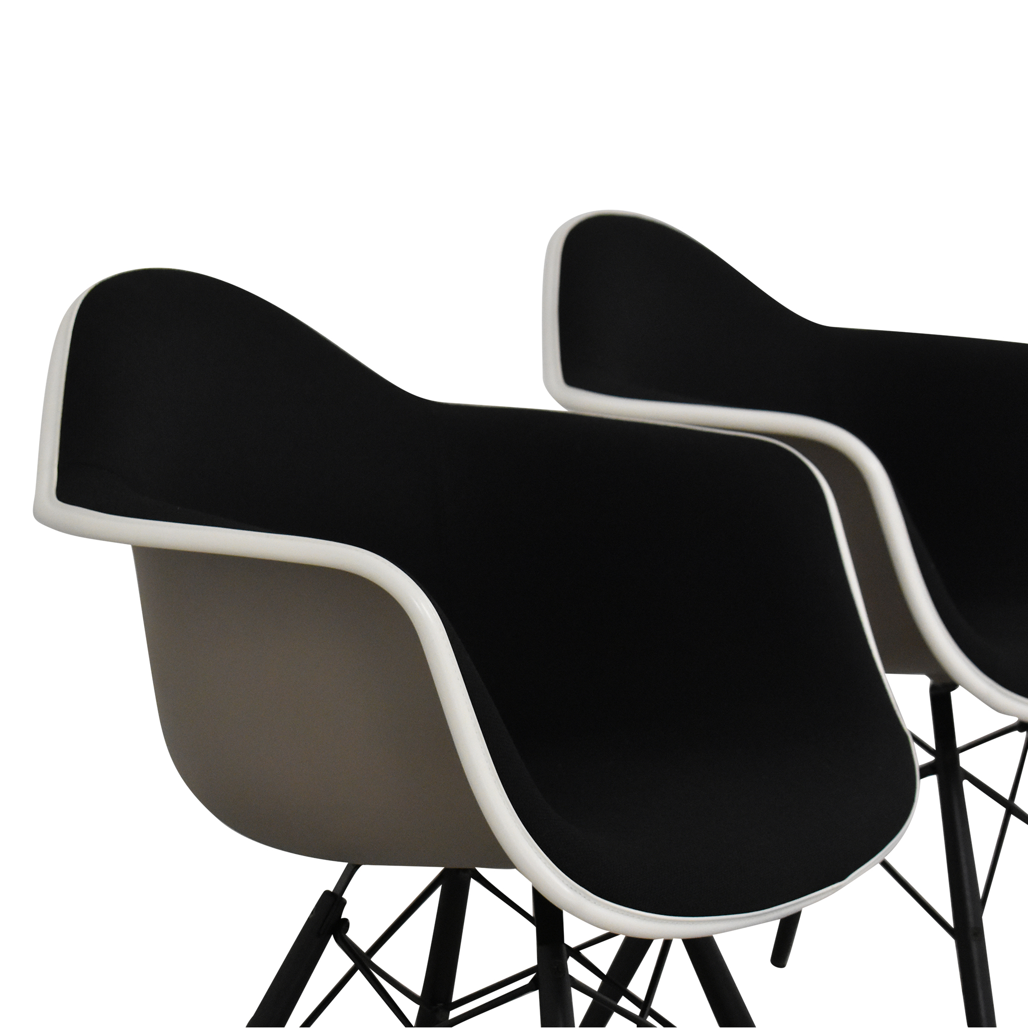 shop Herman Miller Herman Miller Eames Molded Arm Chairs online