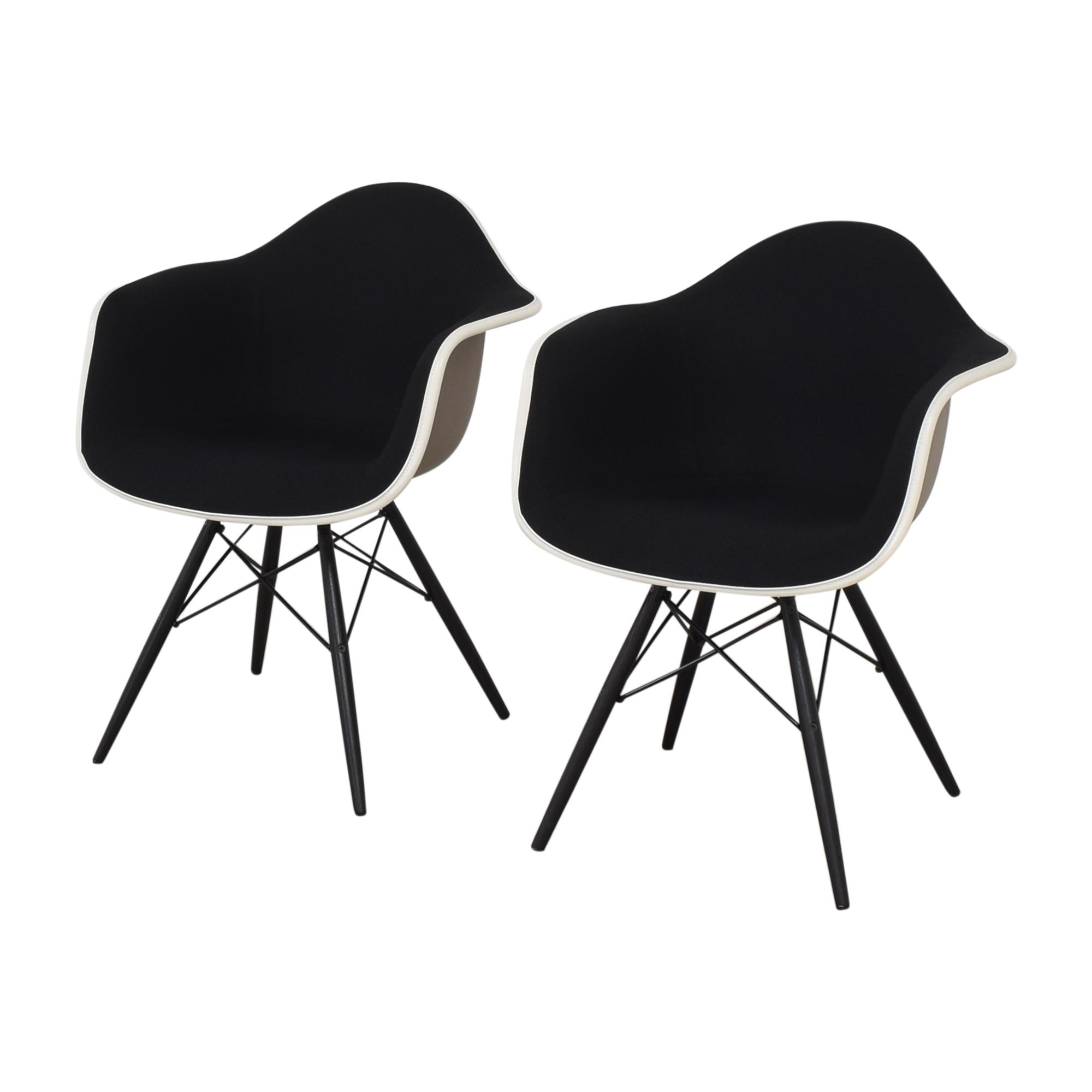 buy Herman Miller Eames Molded Arm Chairs Herman Miller Chairs