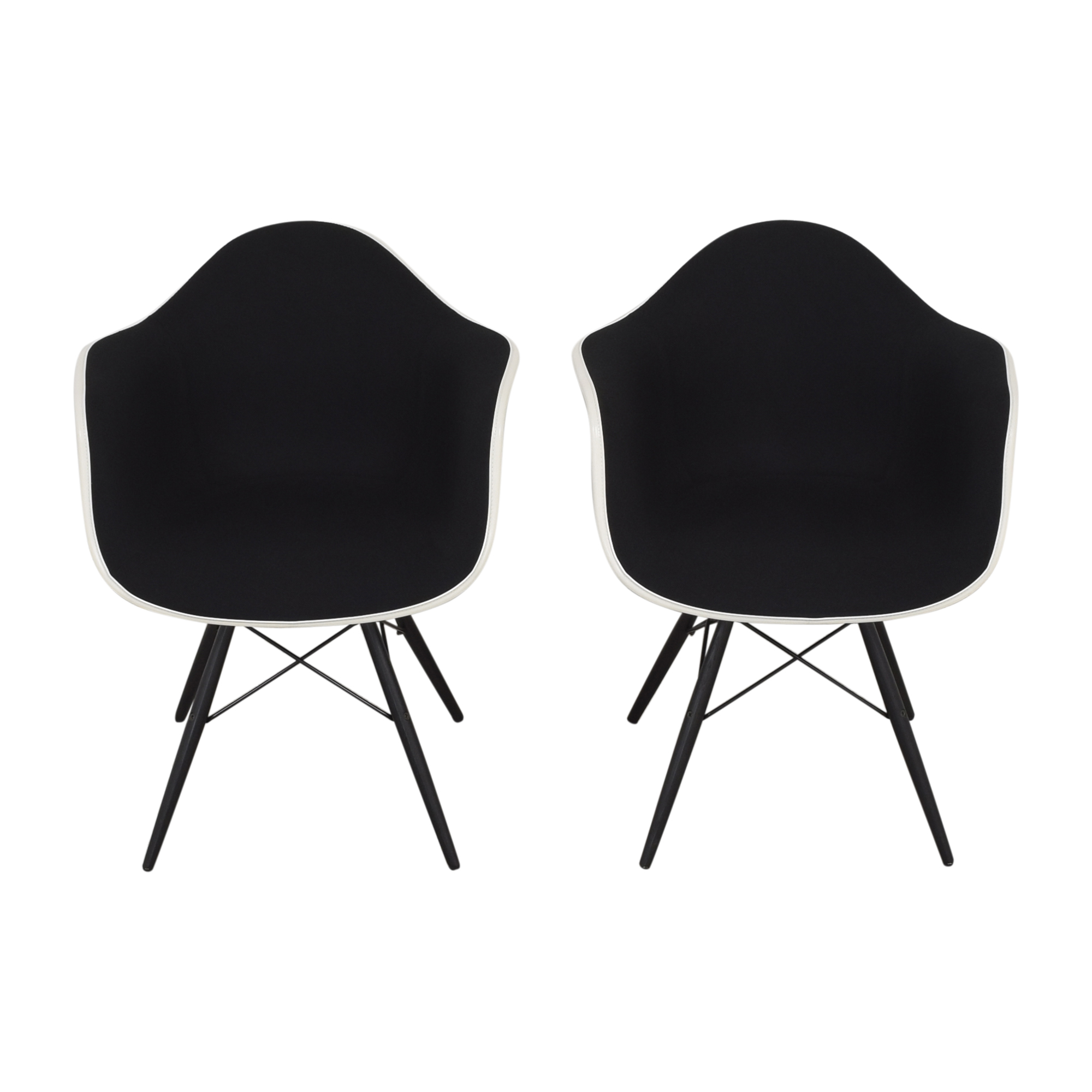 Herman Miller Herman Miller Eames Molded Arm Chairs coupon