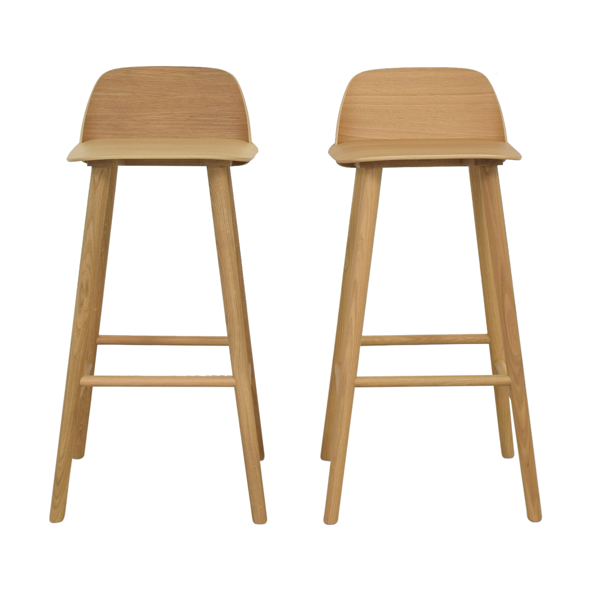 shop Muuto Nerd Bar Stools Muuto Chairs
