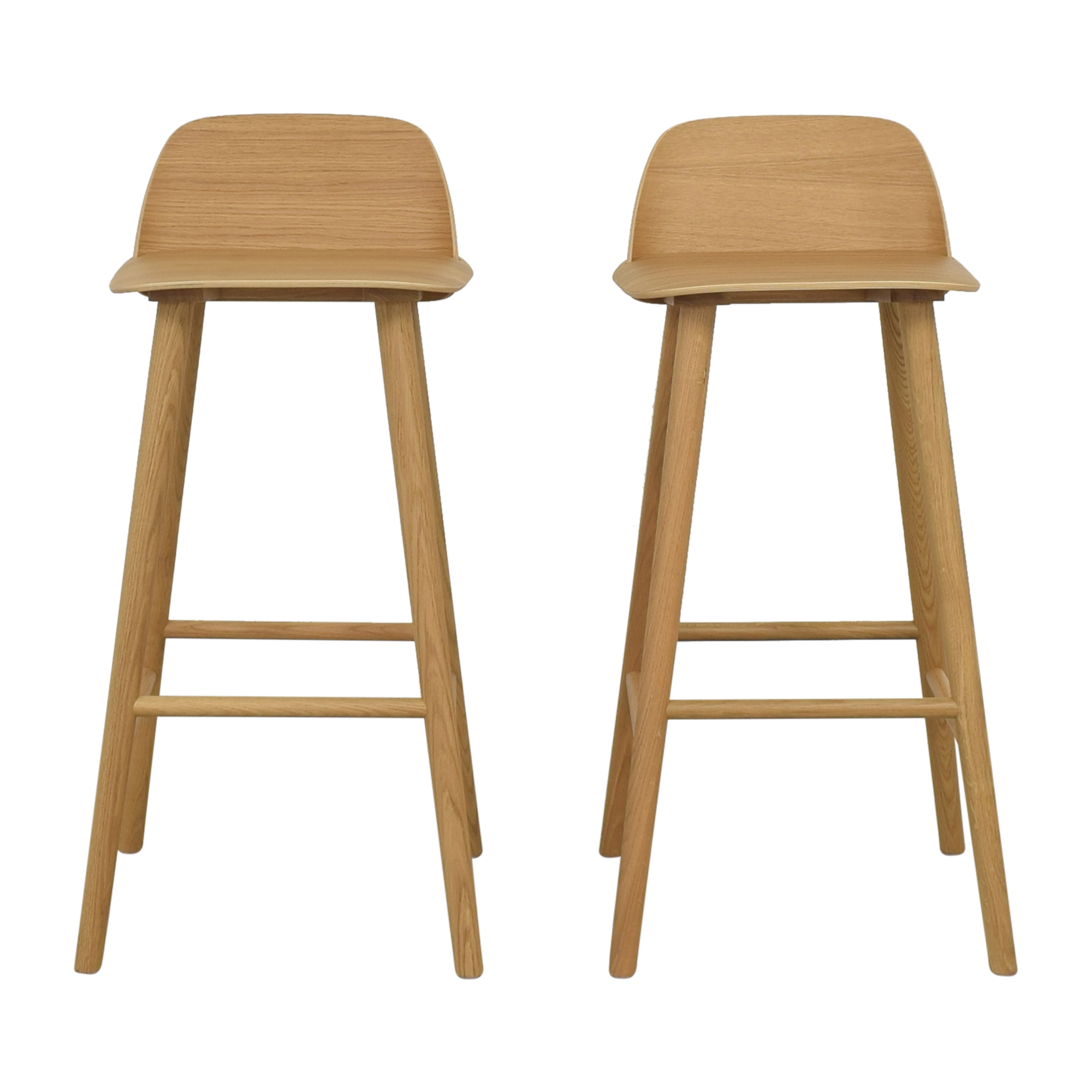 Muuto Nerd Bar Stools sale