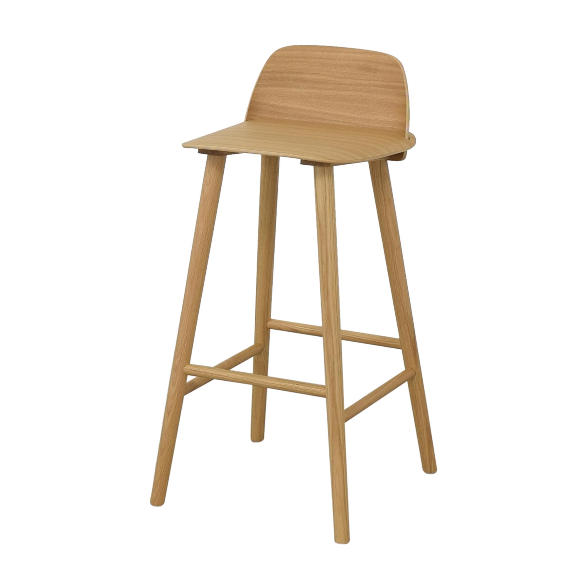 buy Muuto Nerd Bar Stools Muuto Chairs