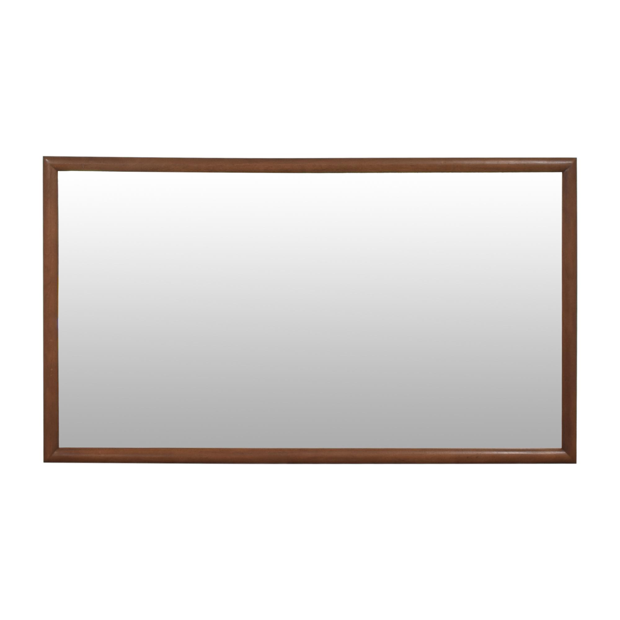 Drexel Drexel Mid Century Wall Mirror nyc