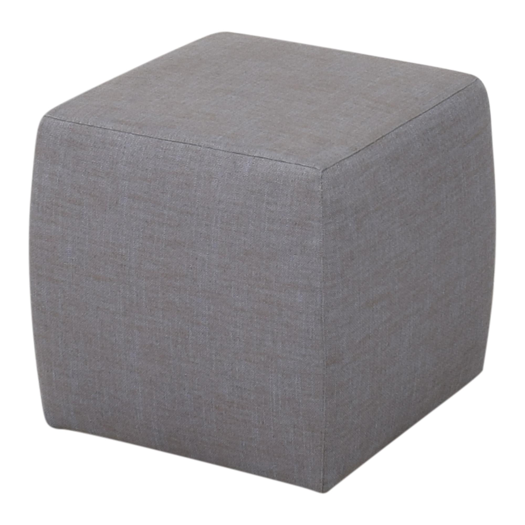 shop Meridiani Charlot Pouf Meridiani Chairs