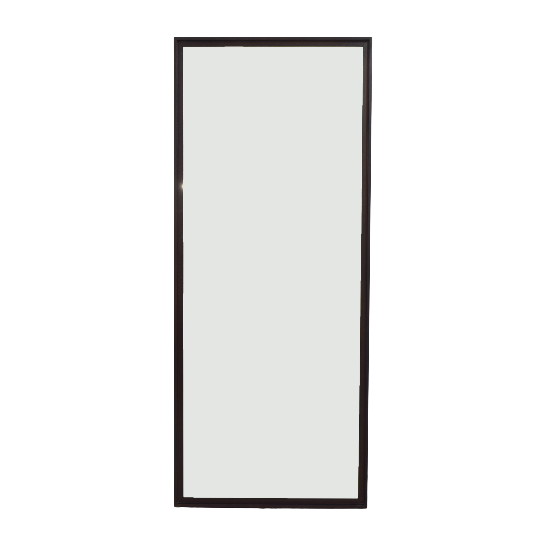 shop West Elm West Elm Framed Floor Mirror online