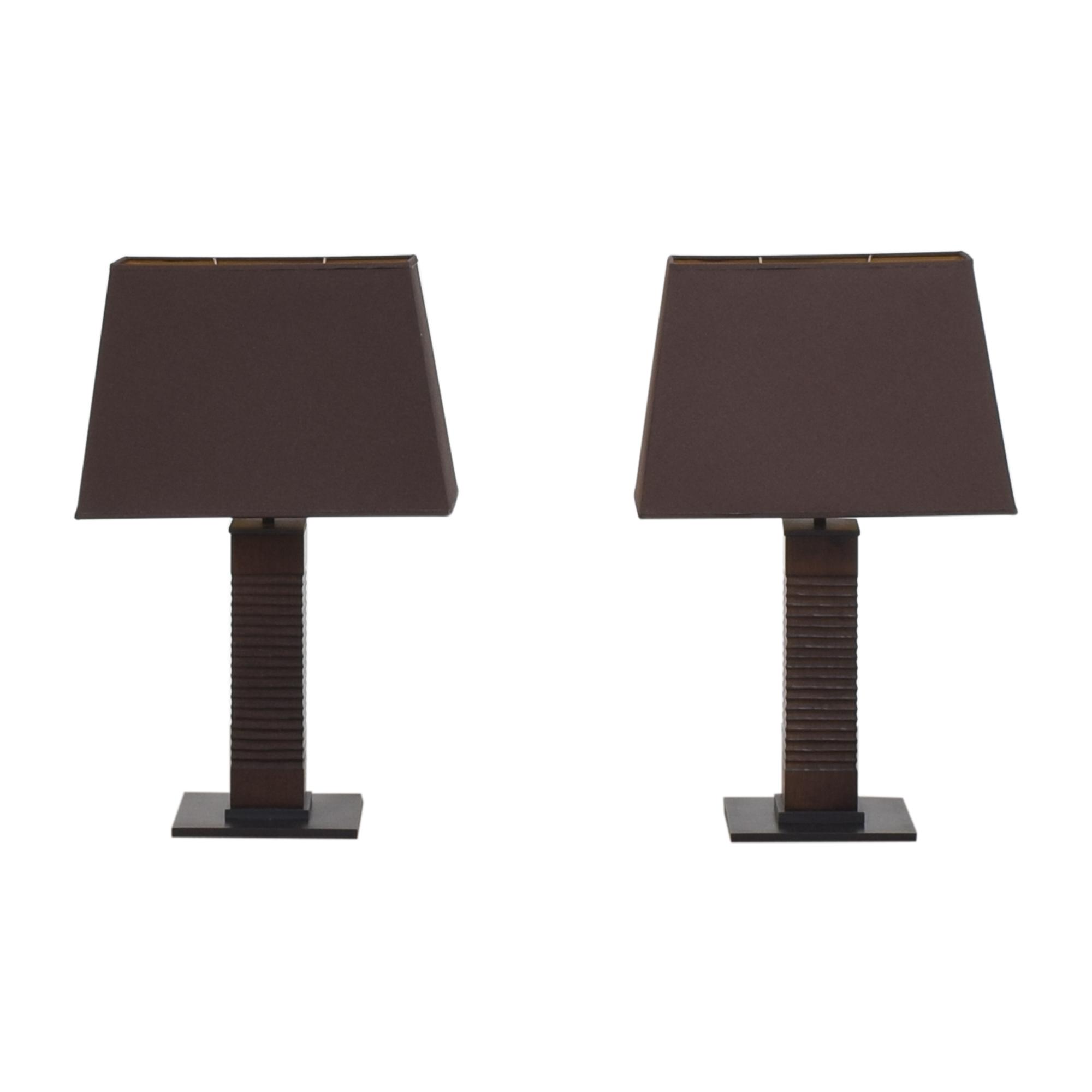 Usona Usona Table Lamps used