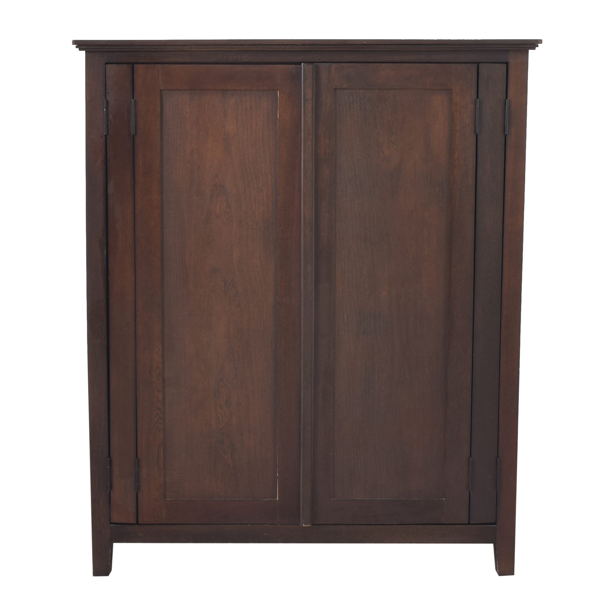Pottery Barn Two Door Cabinet / Storage