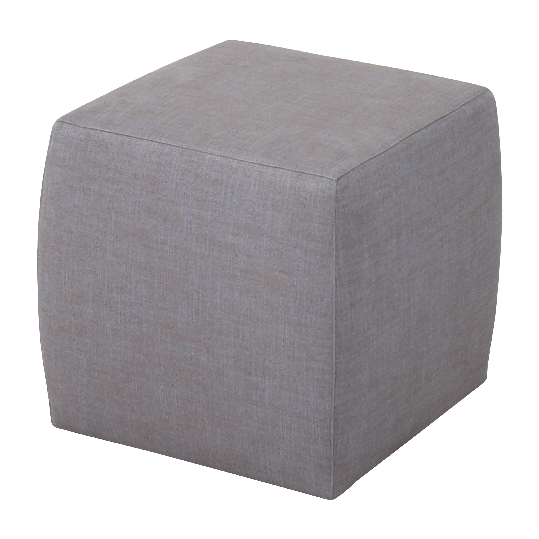 Meridiani Meridiani Charlot Pouf Chairs