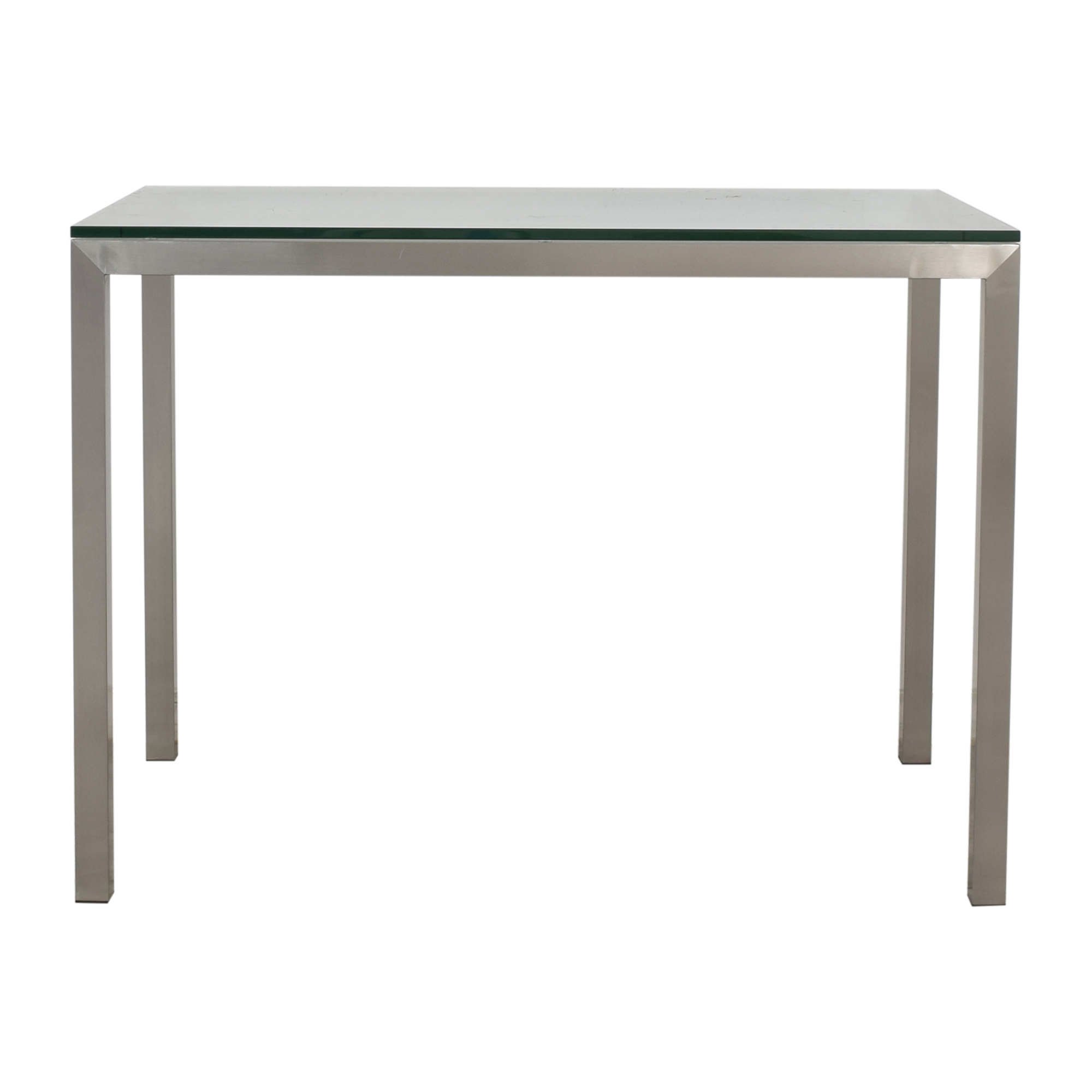 Crate & Barrel Crate & Barrel Parsons High Dining Table Tables