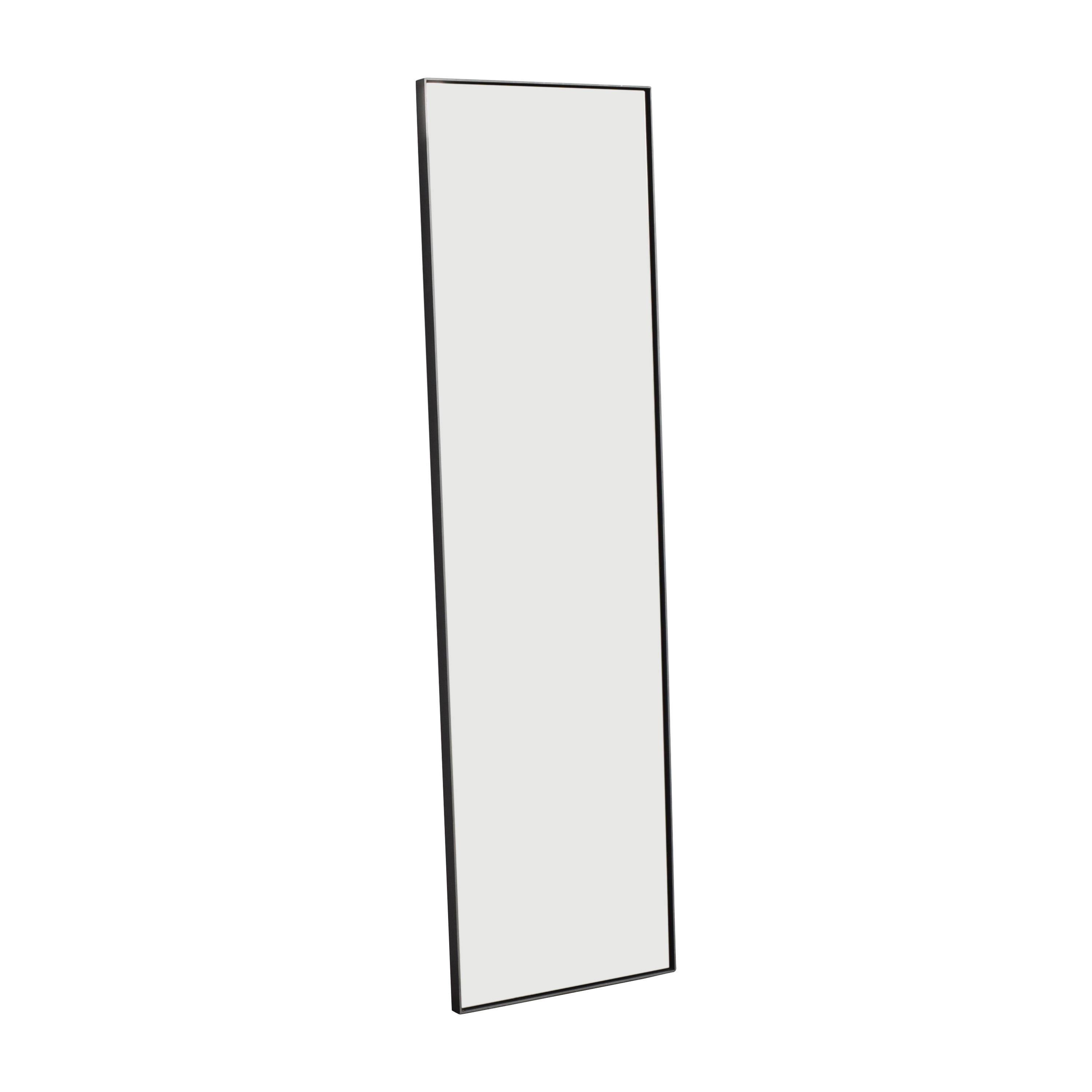 Restoration Hardware Floating Floor Mirror Restoration Hardware