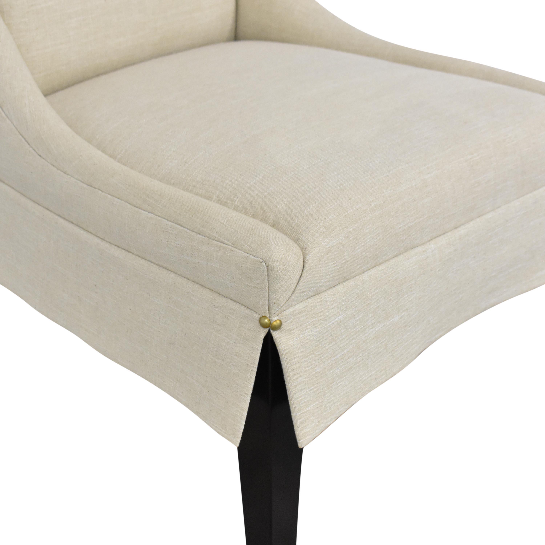 Lexington Furniture Lexington Furniture Carlyle Upholstered Parsons Chair nj