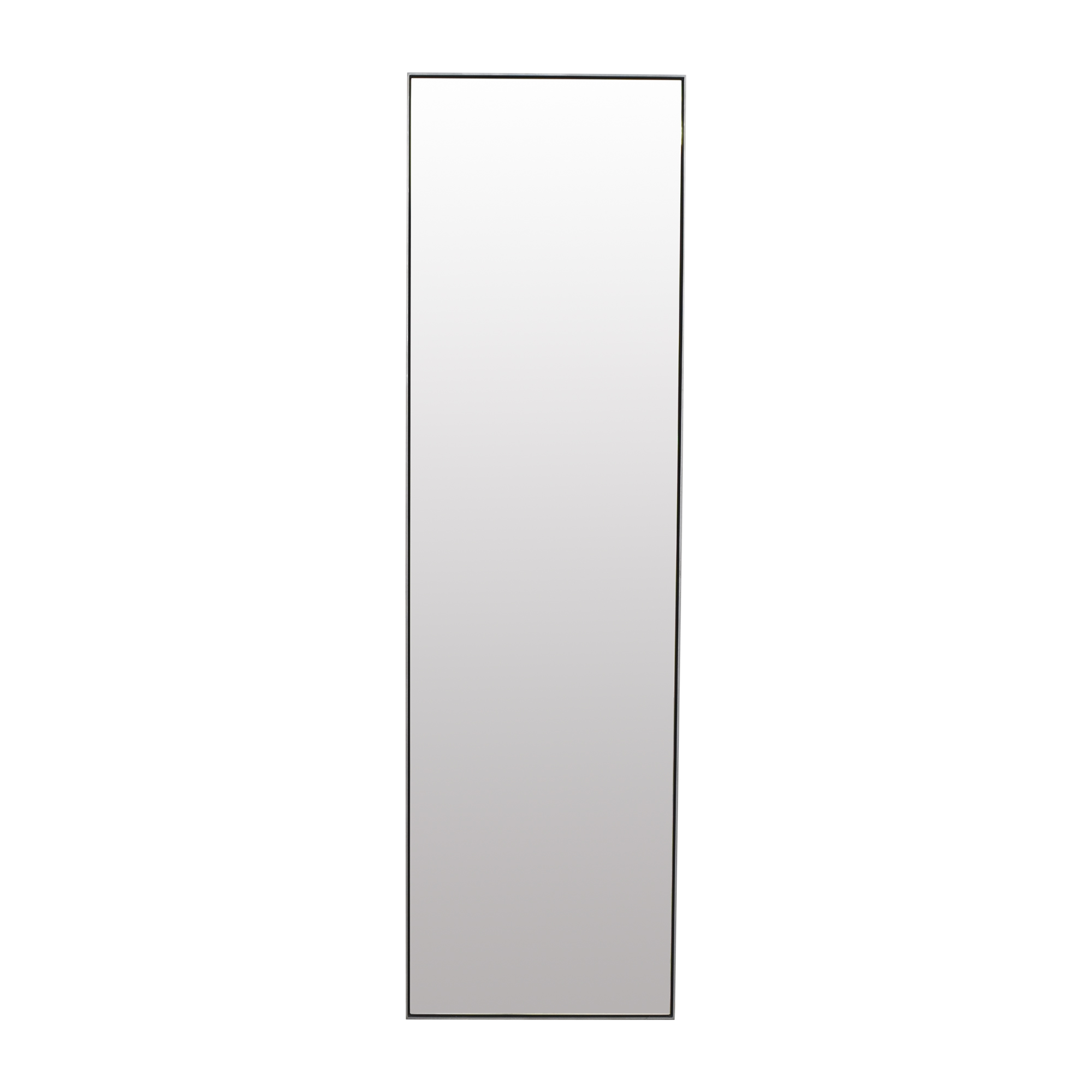 Restoration Hardware Restoration Hardware Floating Floor Mirror