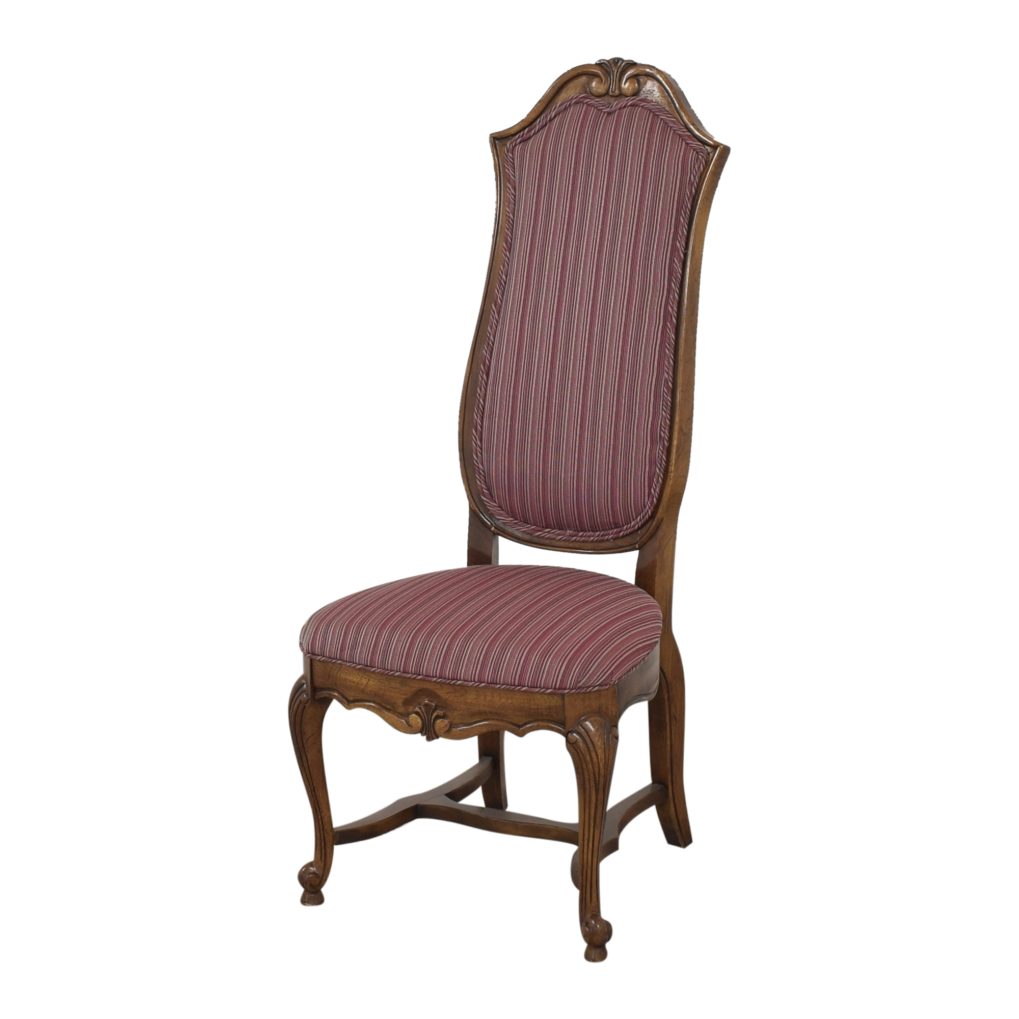 Ethan Allen Ethan Allen High Back Dining Chairs Dining Chairs