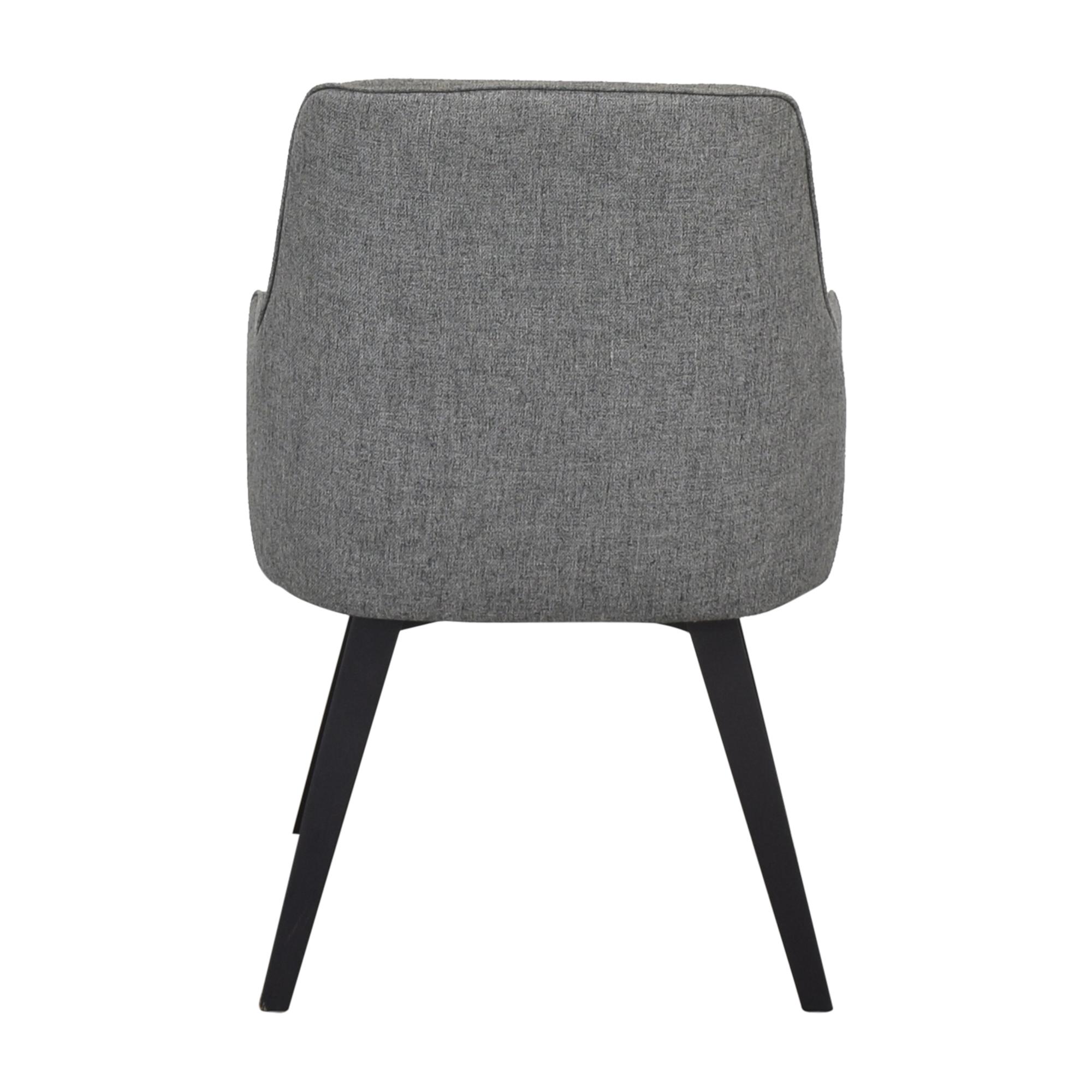 Crate & Barrel Crate & Barrel Harvey Swivel Chair on sale