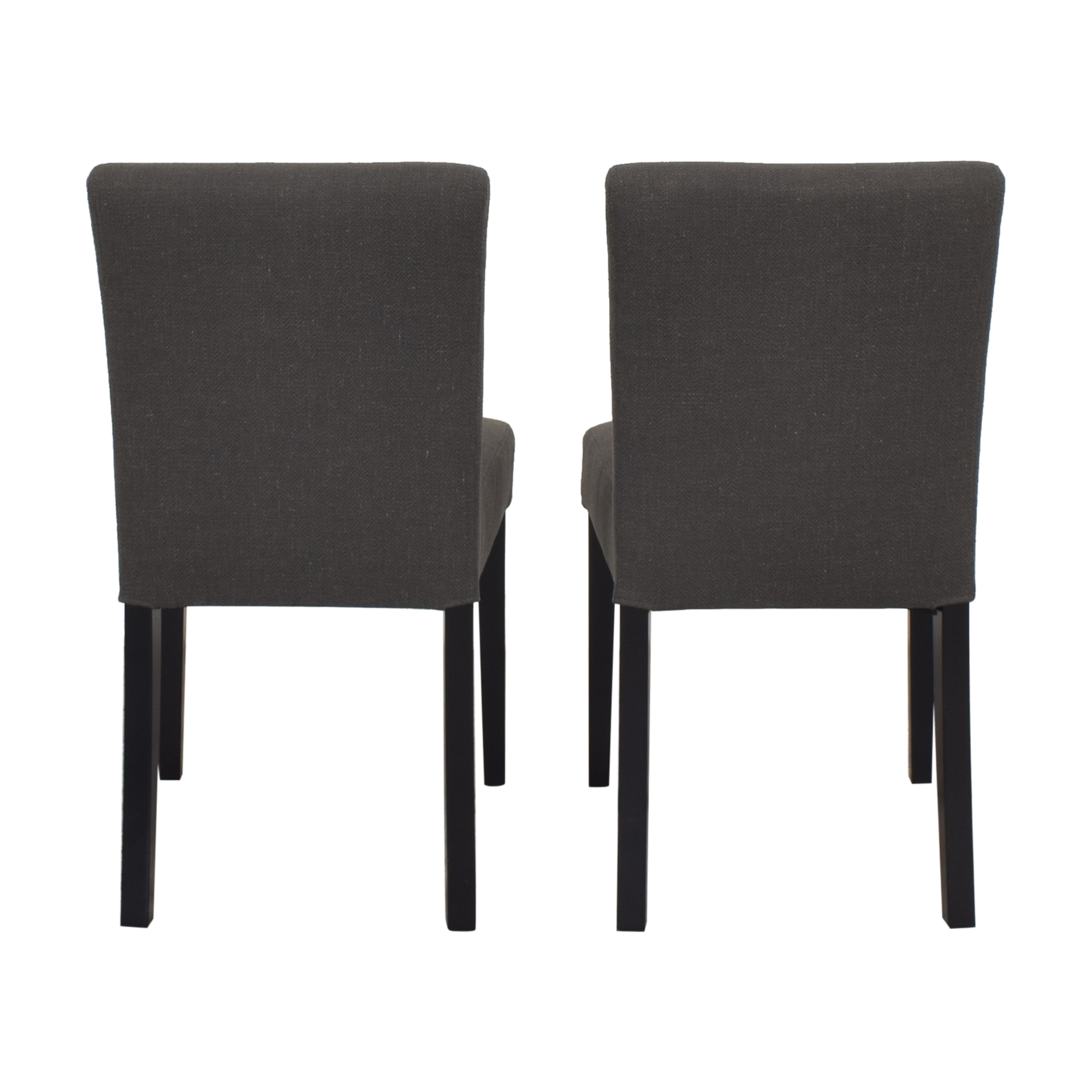 Crate & Barrel Crate & Barrel Lowe Dining Chairs ct