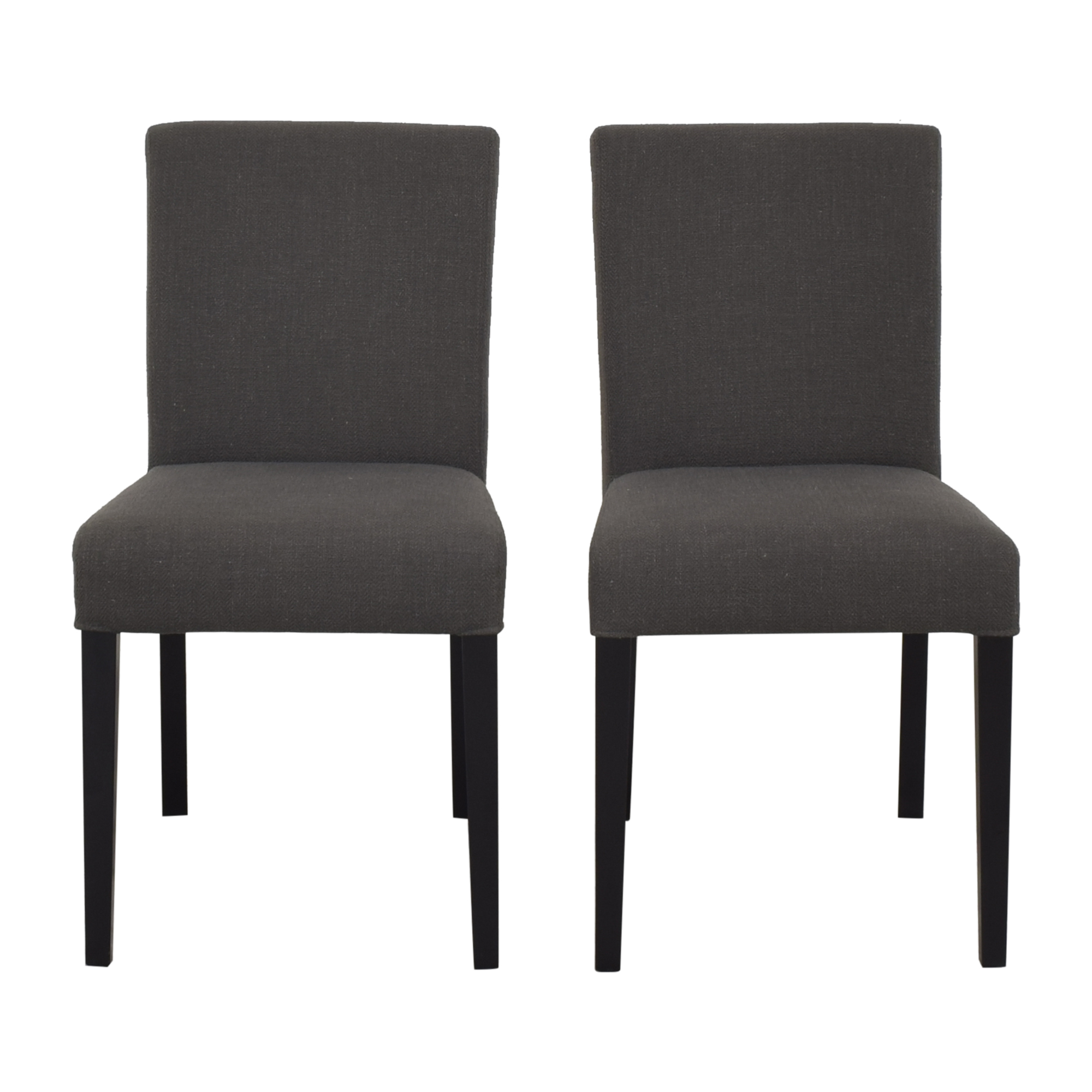 buy Crate & Barrel Lowe Dining Chairs Crate & Barrel