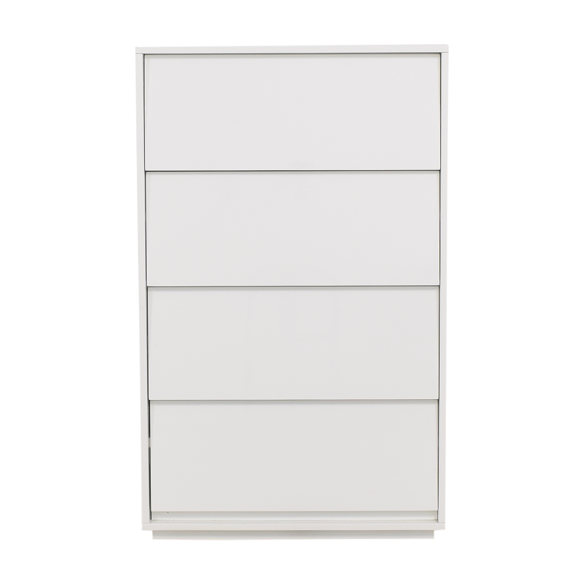 CB2 CB2 Shake Tall Four Drawer Chest