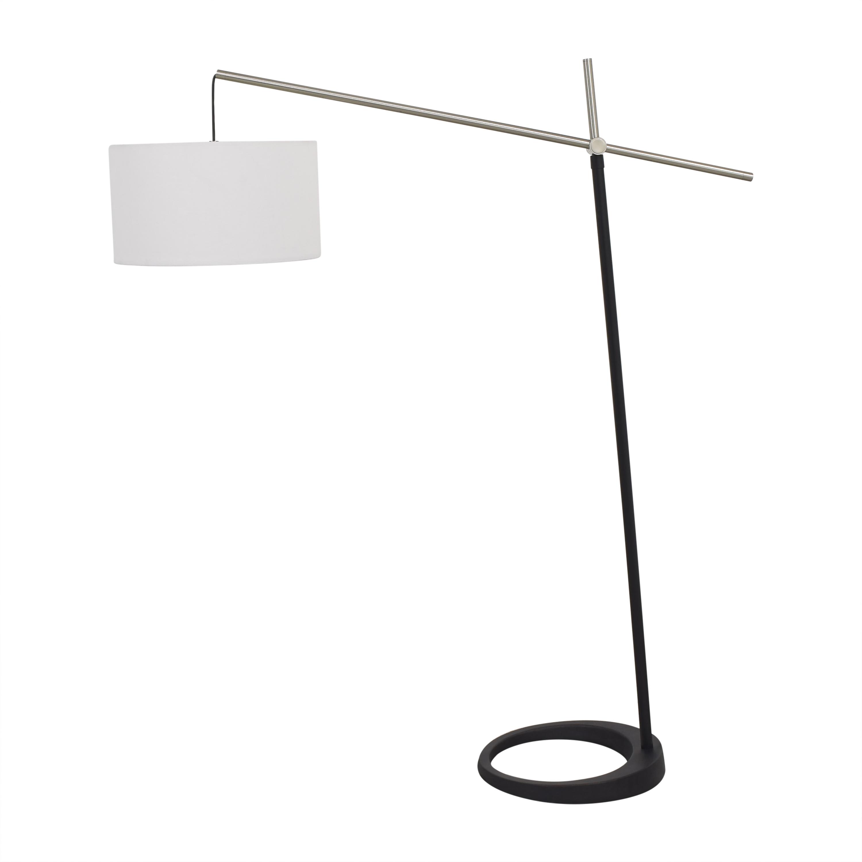 buy West Elm West Elm Swing Arm Floor Lamp online