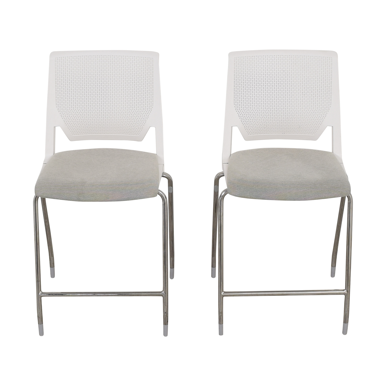 Haworth Haworth Very Side Chairs used