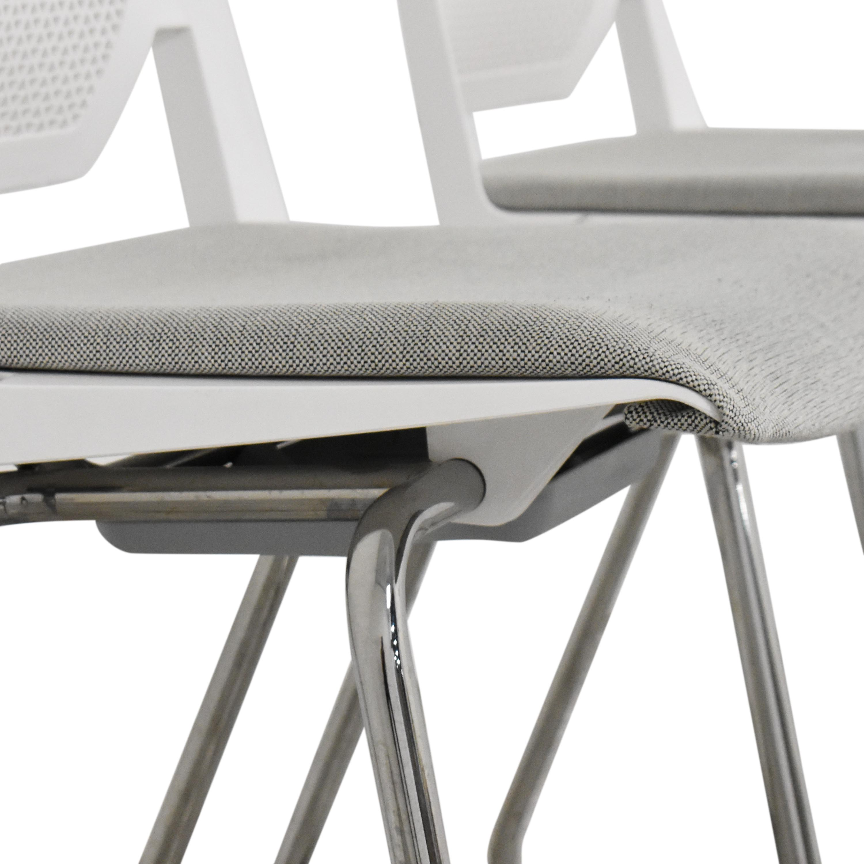 Haworth Haworth Very Side Chairs dimensions