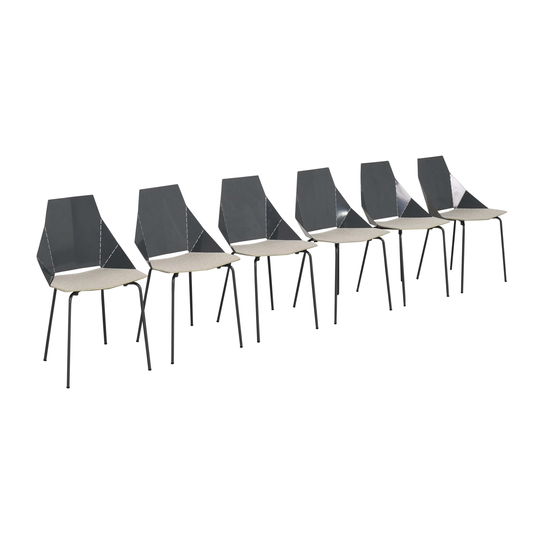 Blu Dot Blu Dot Real Good Chairs with Chair Pads nj