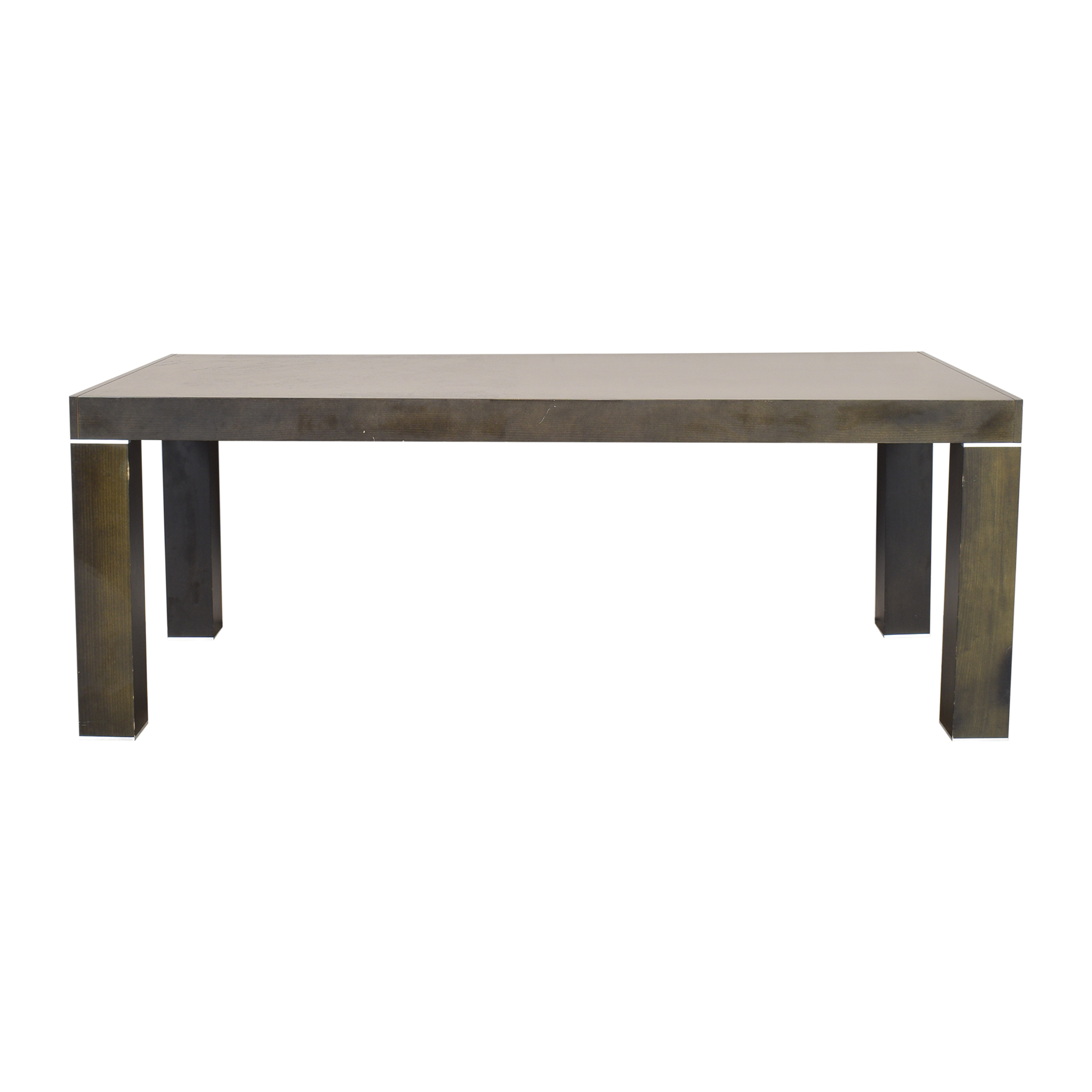 buy Roche Bobois Roche Bobois Rectangular Dining Table online