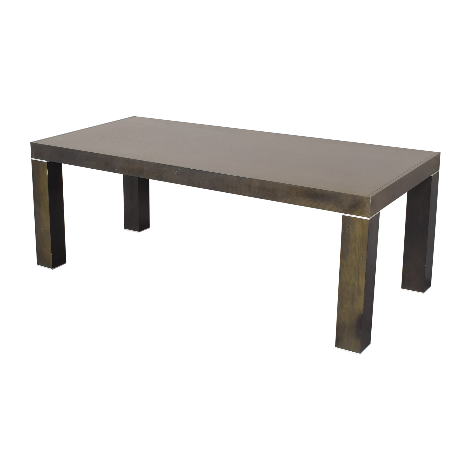 Roche Bobois Roche Bobois Rectangular Dining Table discount