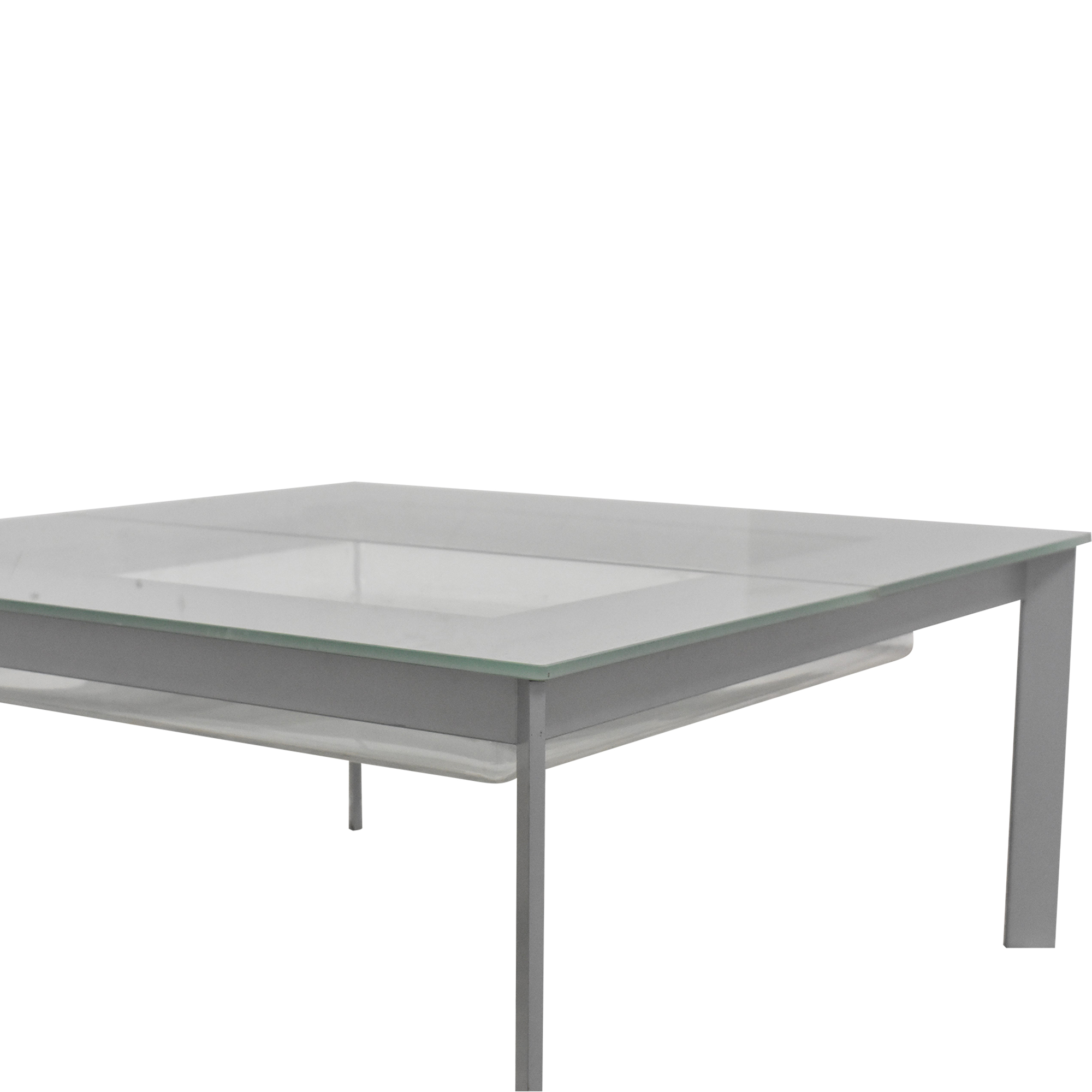 Picture of: 33 Off West Elm West Elm Pop Up Storage Coffee Table Tables