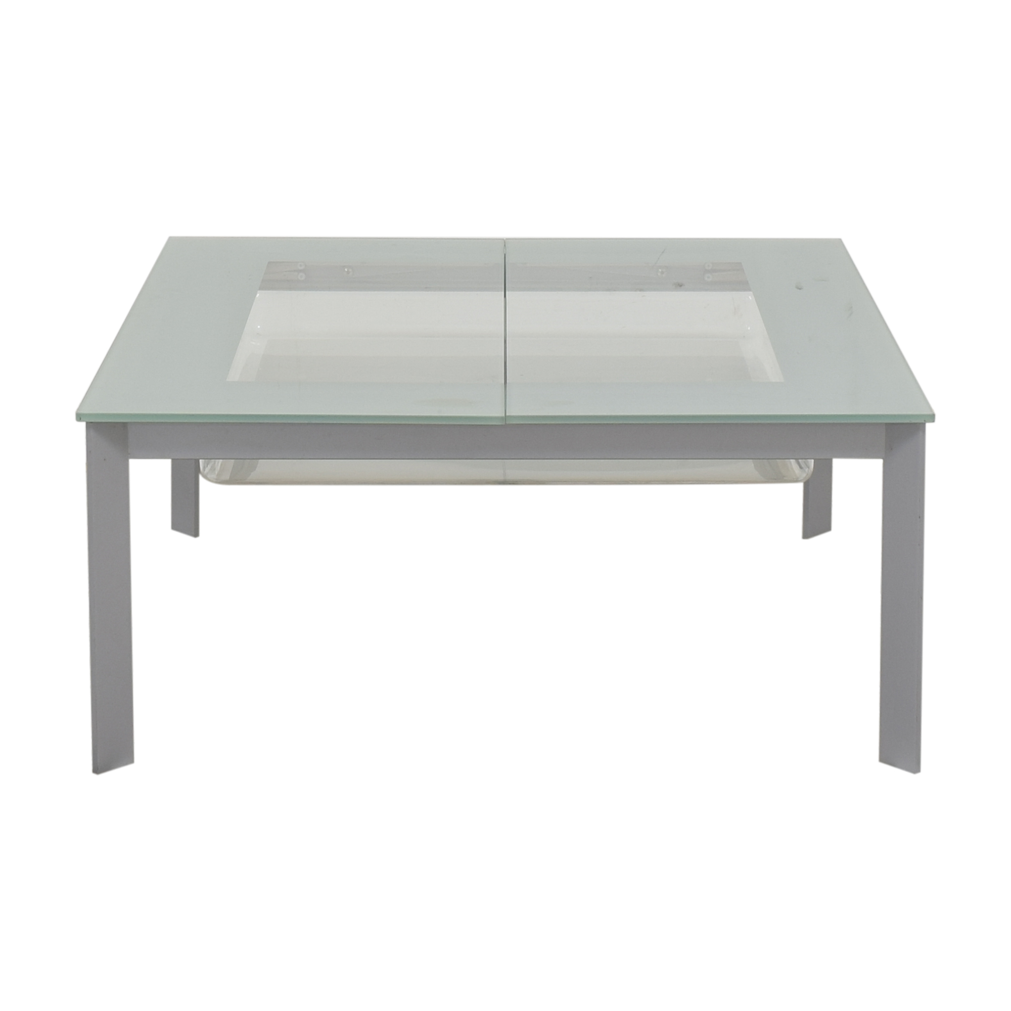 West Elm West Elm Pop Up Storage Coffee Table nyc