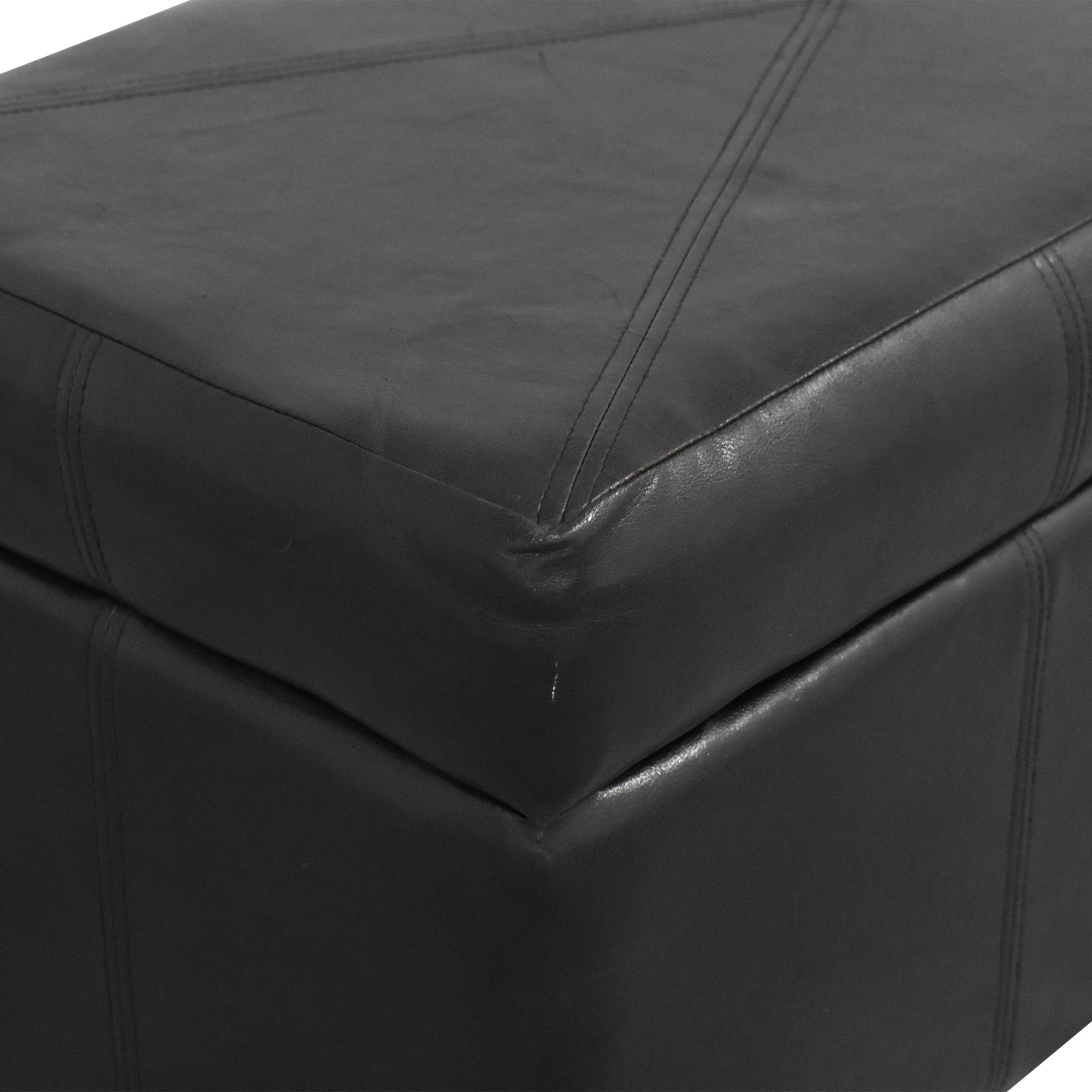 Modern Storage Bench ma