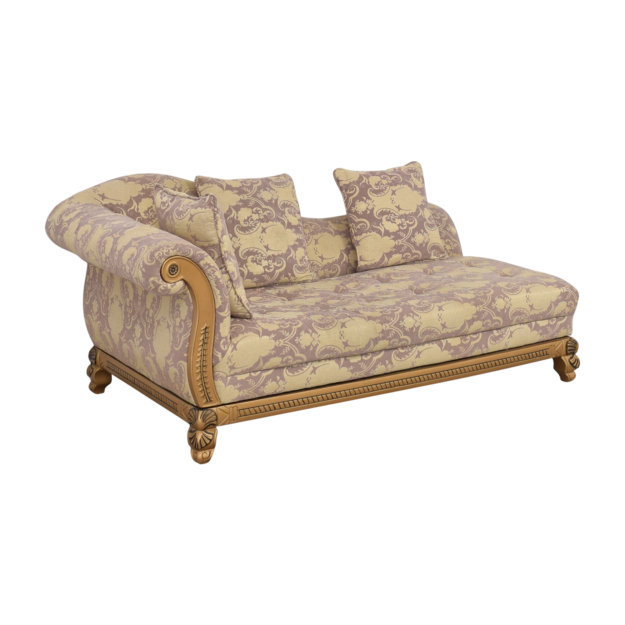 Upholstered Chaise Lounge / Chaises