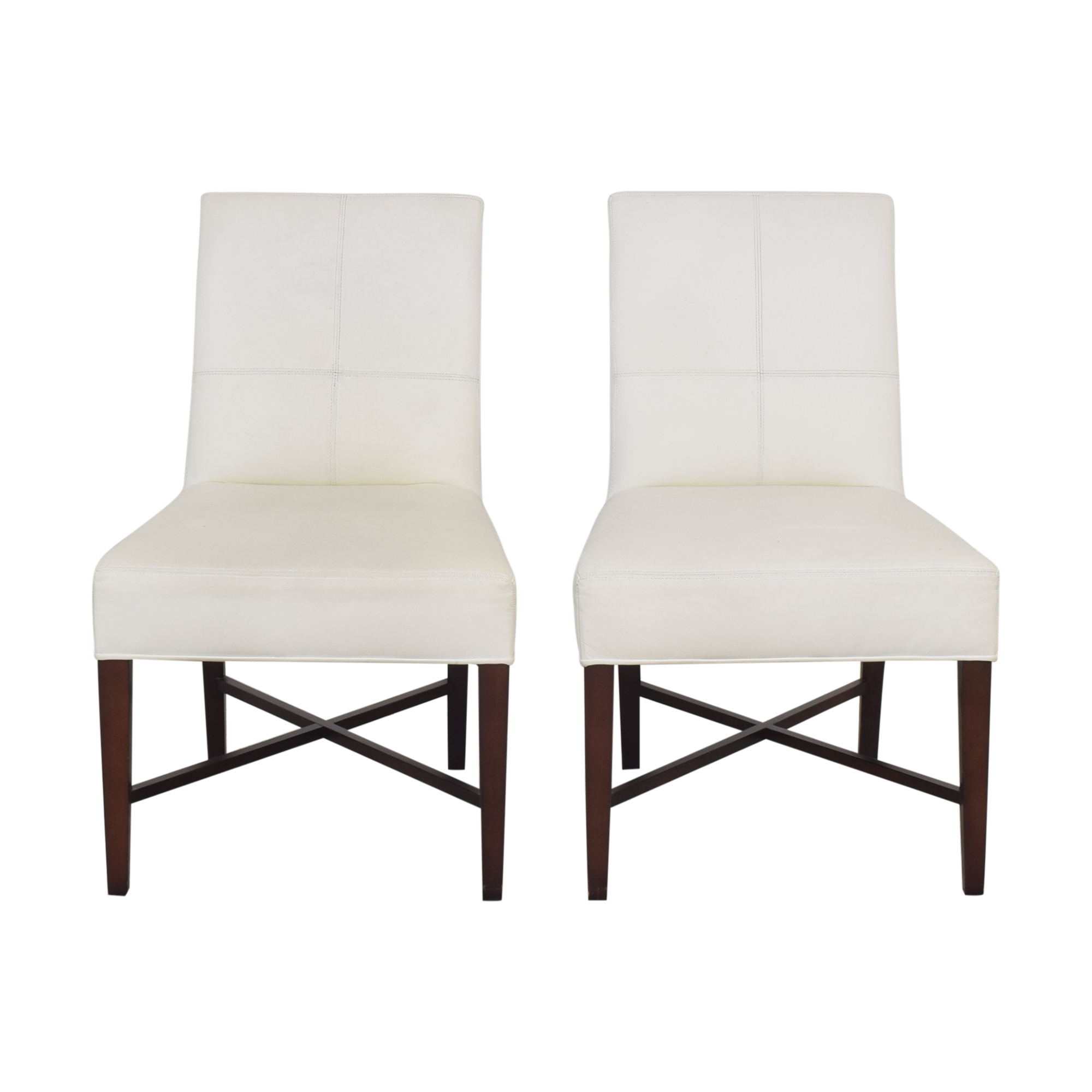 shop Bolier & Company Bolier & Company Snow Upholstered Side Chairs online