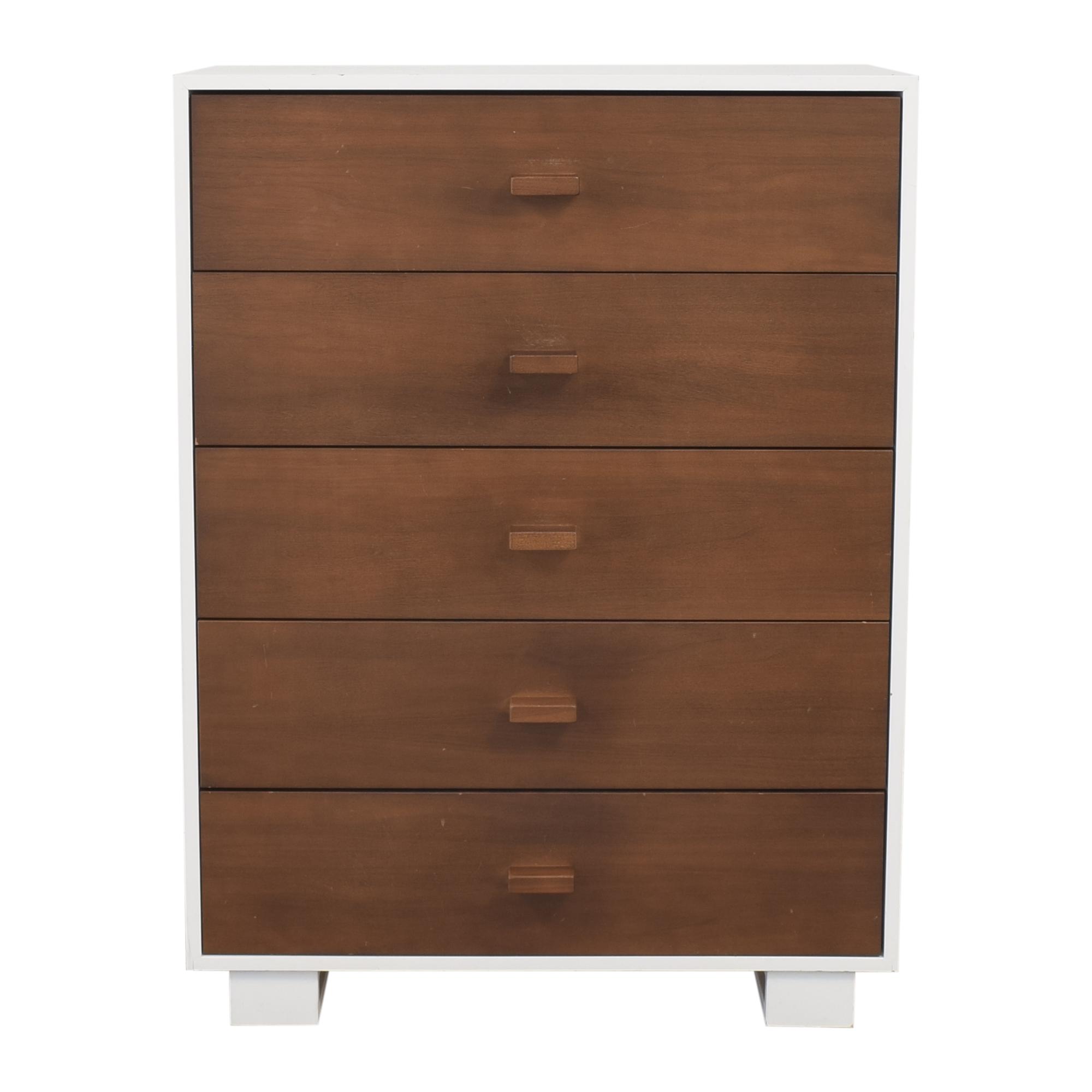 shop ducduc Austin Five Drawer Dresser ducduc