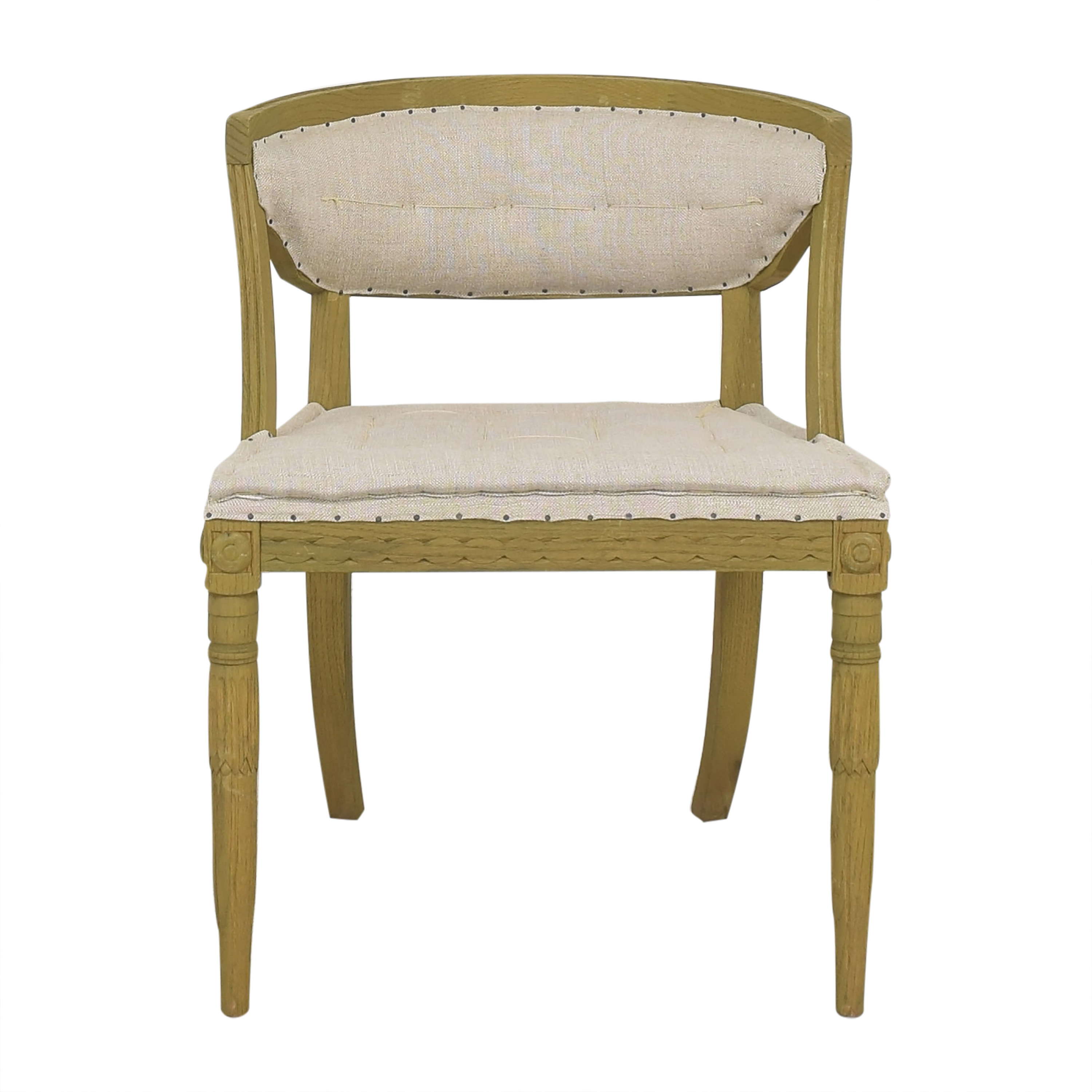 shop Restoration Hardware Restoration Hardware Upholstered Dining Chair online
