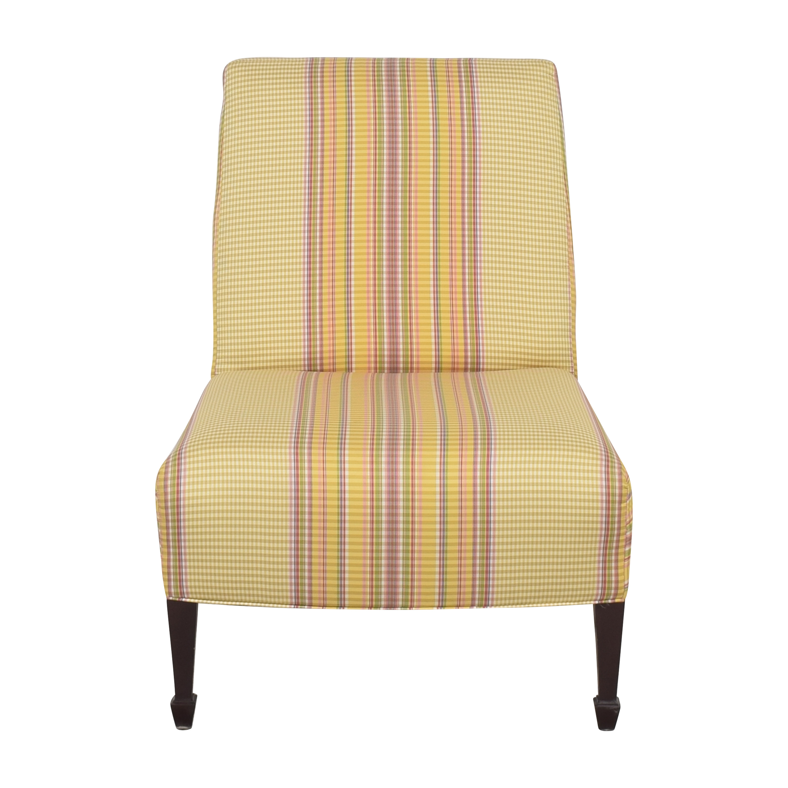 Ferrell Mittman Ferrell Mittman Upholstered Slipper Chair