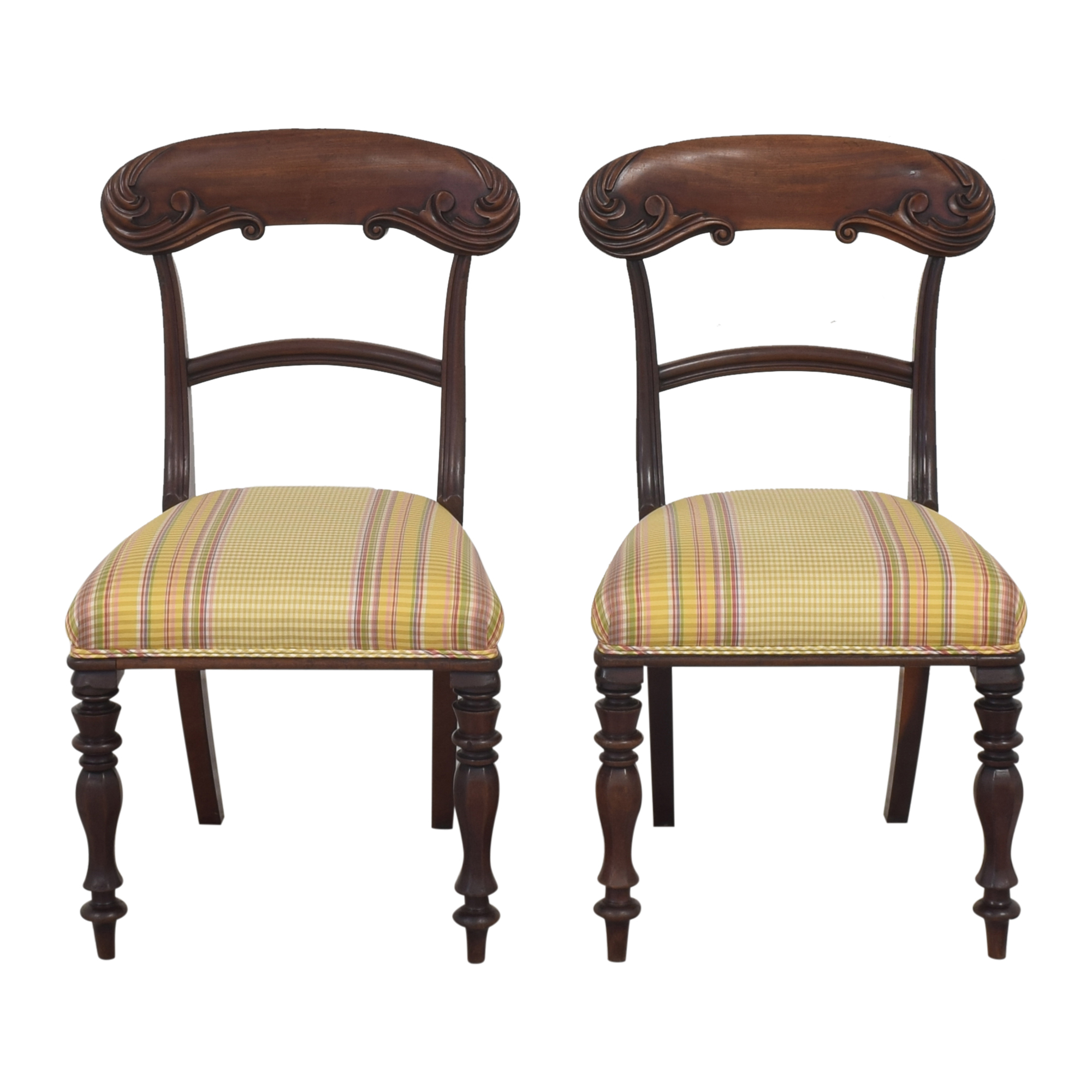 buy Upholstered Side Dining Chairs  Chairs
