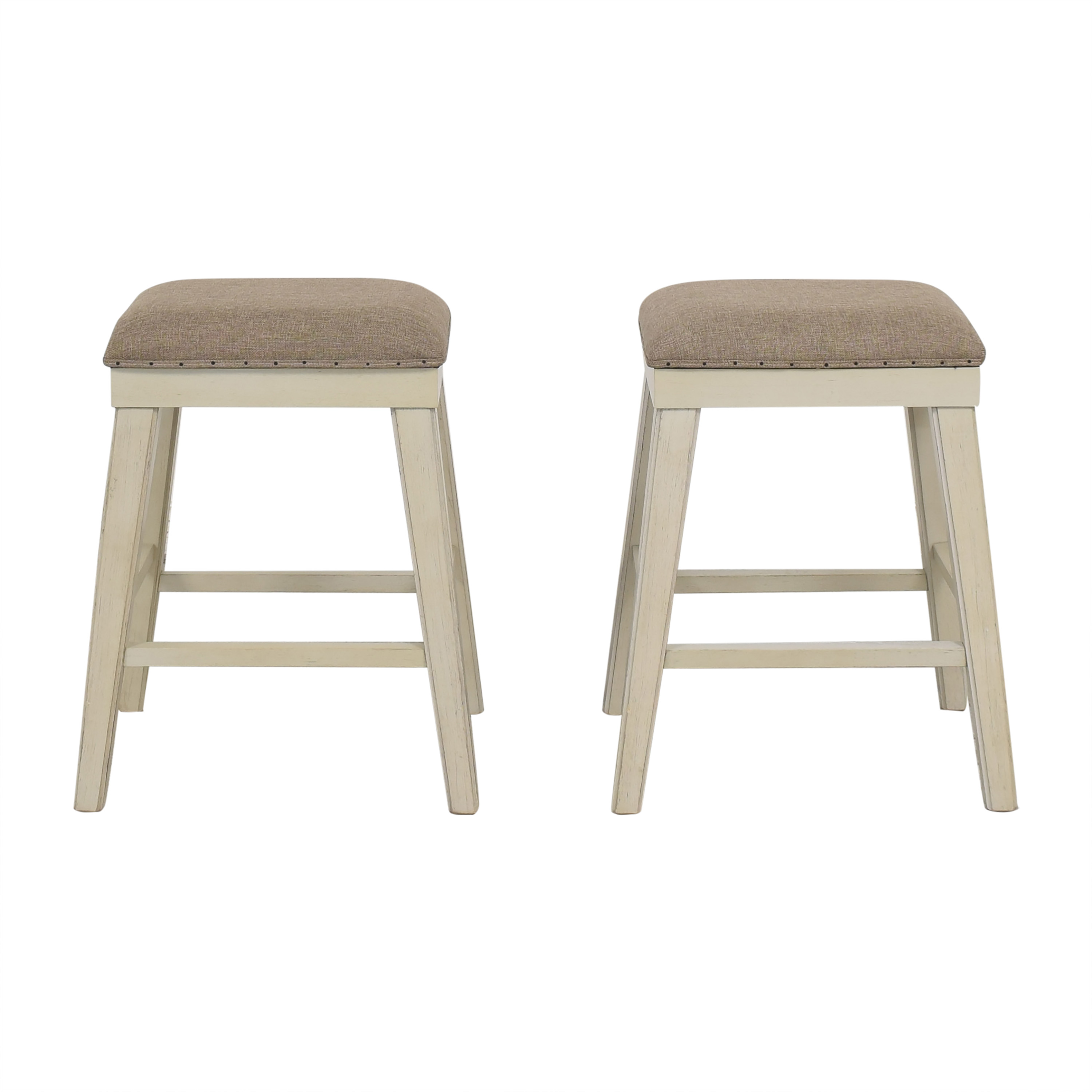 Peter Andrews Peter Andrews Mystic Backless Stools Stools