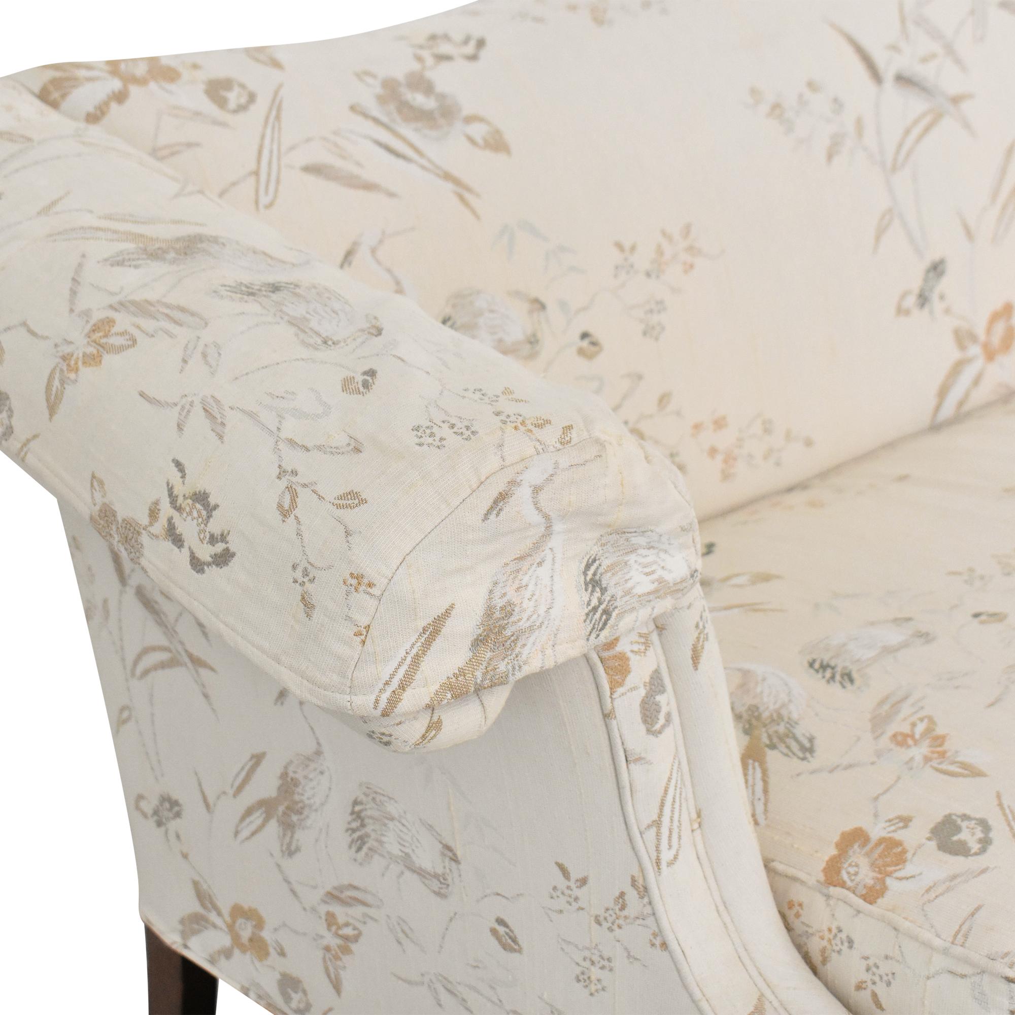 Sherrill Furniture Sherrill Furniture Camelback Sofa on sale