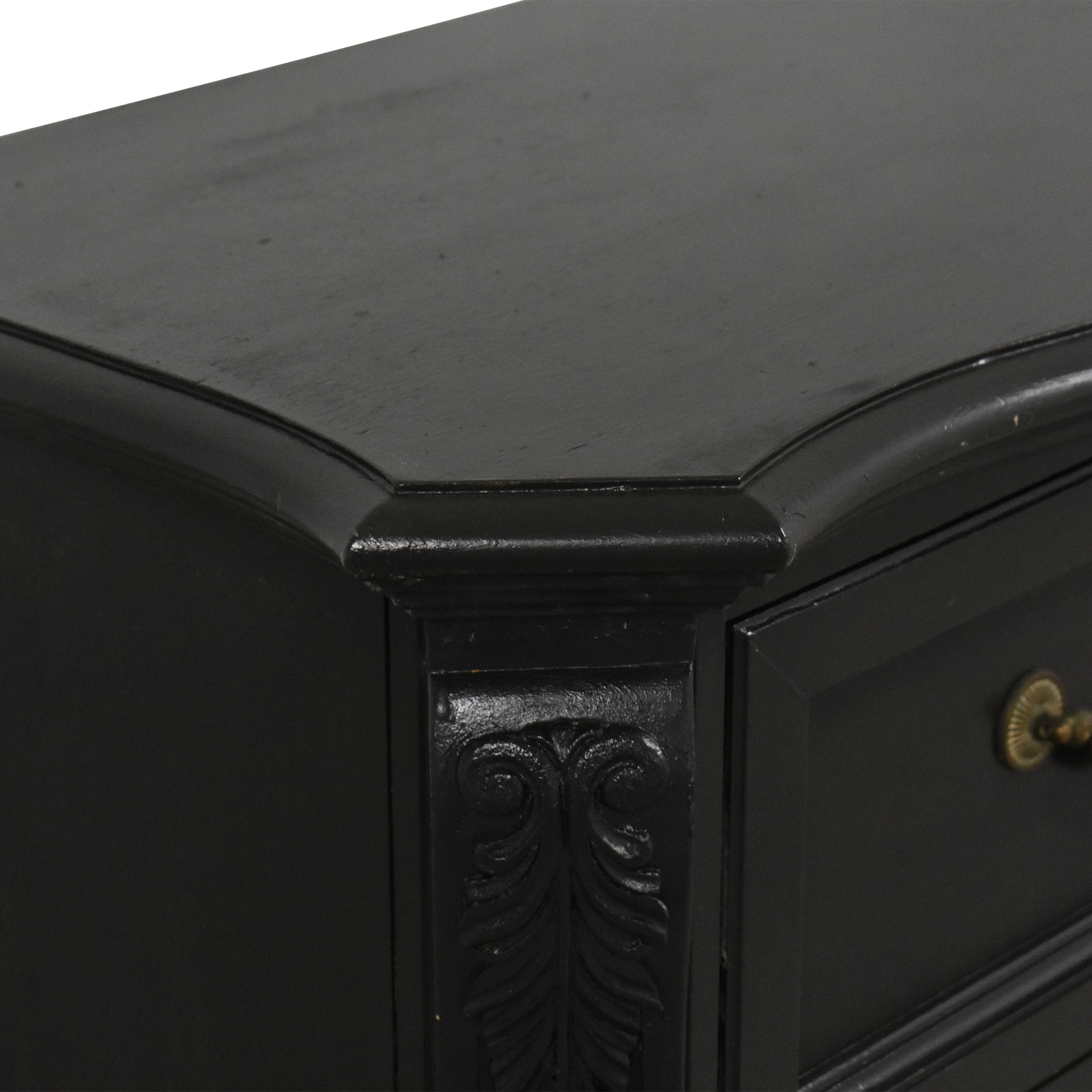 Thomasville Impressions Two Drawer Nightstand sale